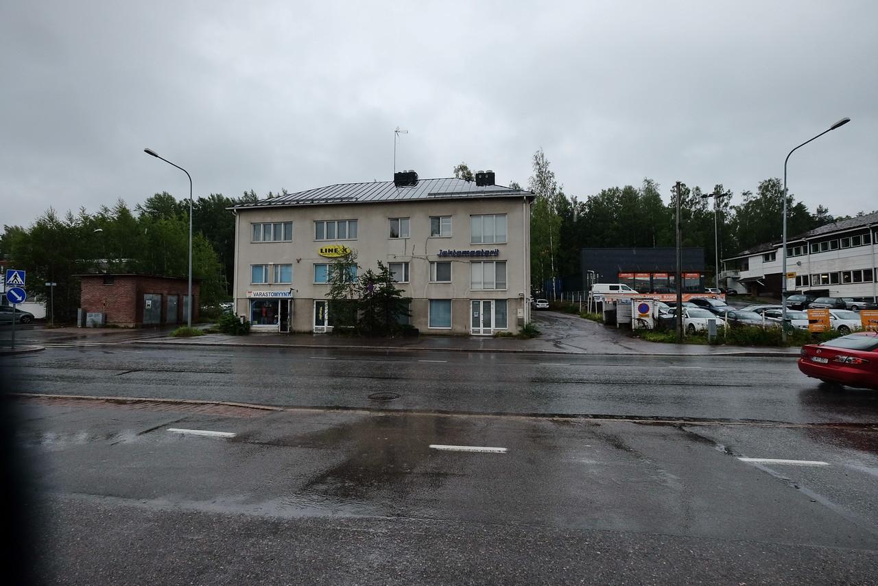 Toimitila, Sahaajankatu 35, Herttoniemi, Helsinki