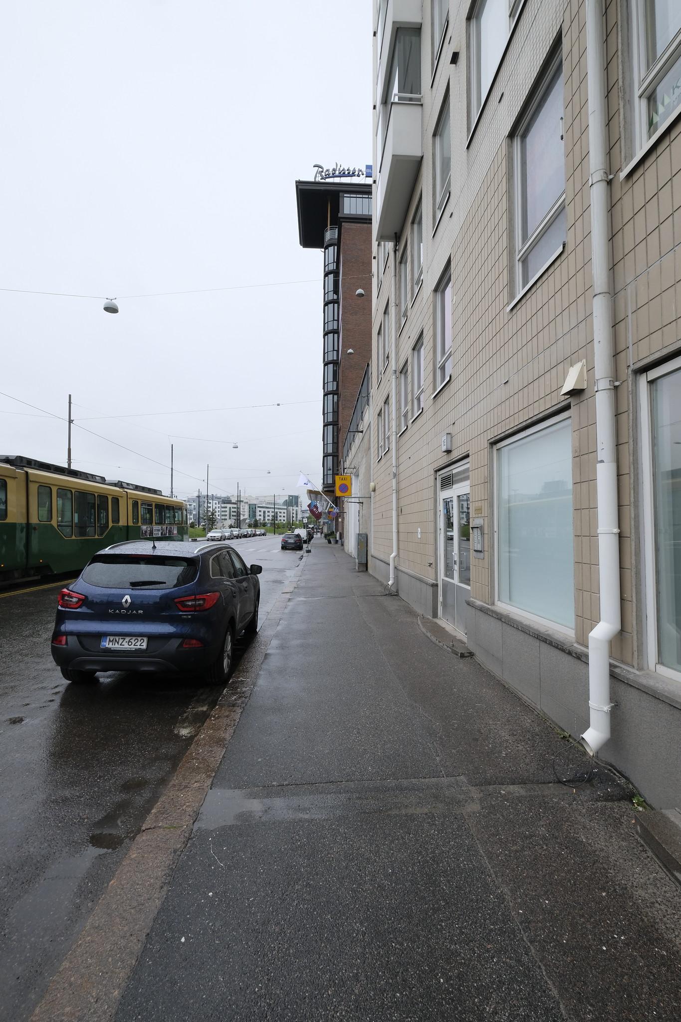 Toimitila, Ruoholahdenranta 1, Hietalahti, Helsinki