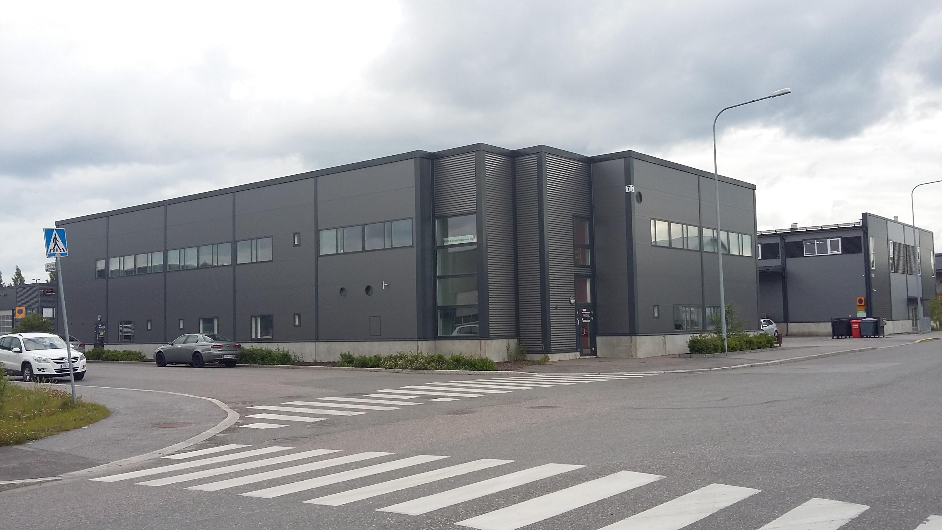 Toimitila, Lyhtytie 7, Suutarila, Tapulikaupunki, Helsinki