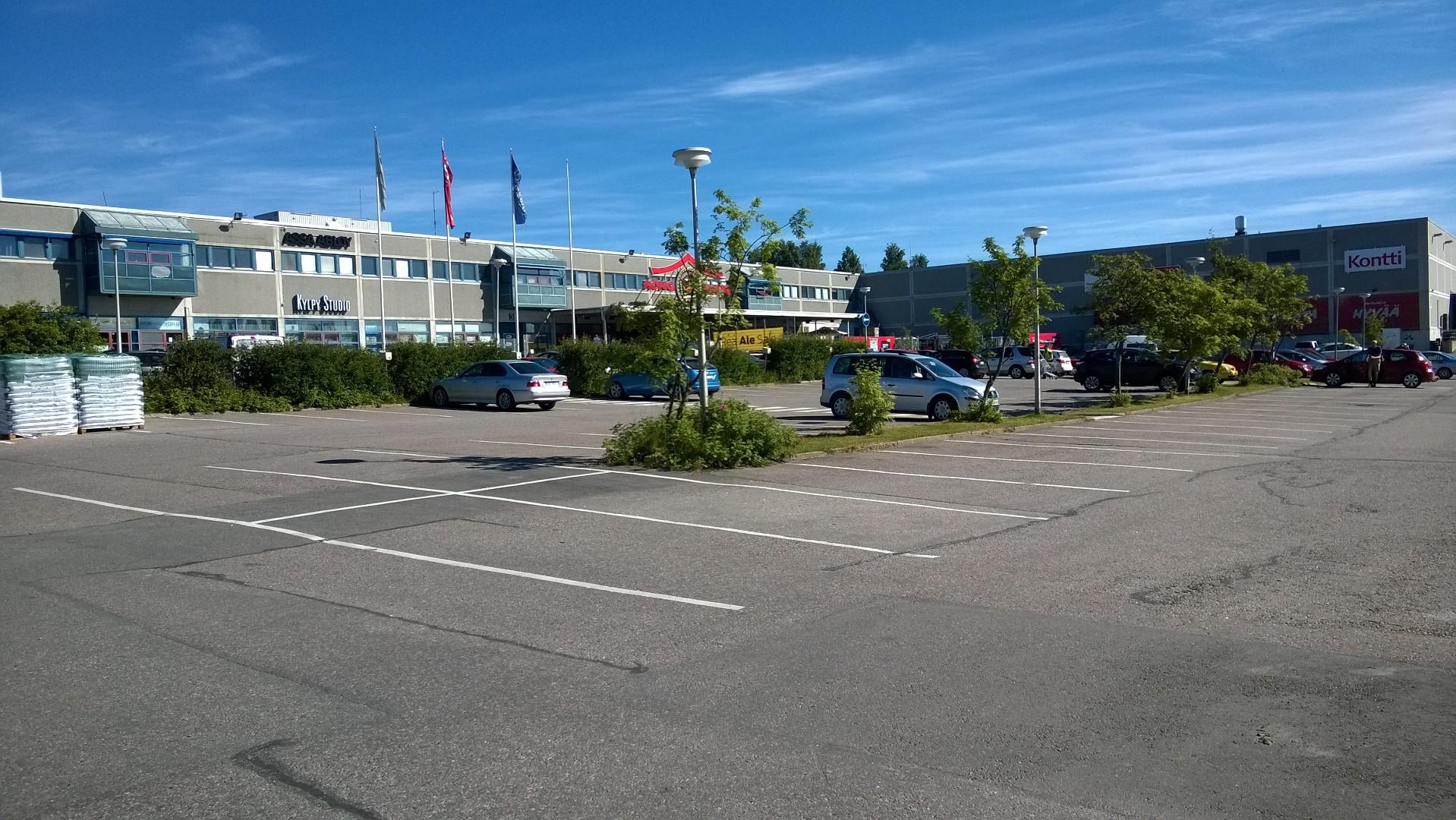 Toimitila, Nimismiehenpelto 6, Lommila, Espoo