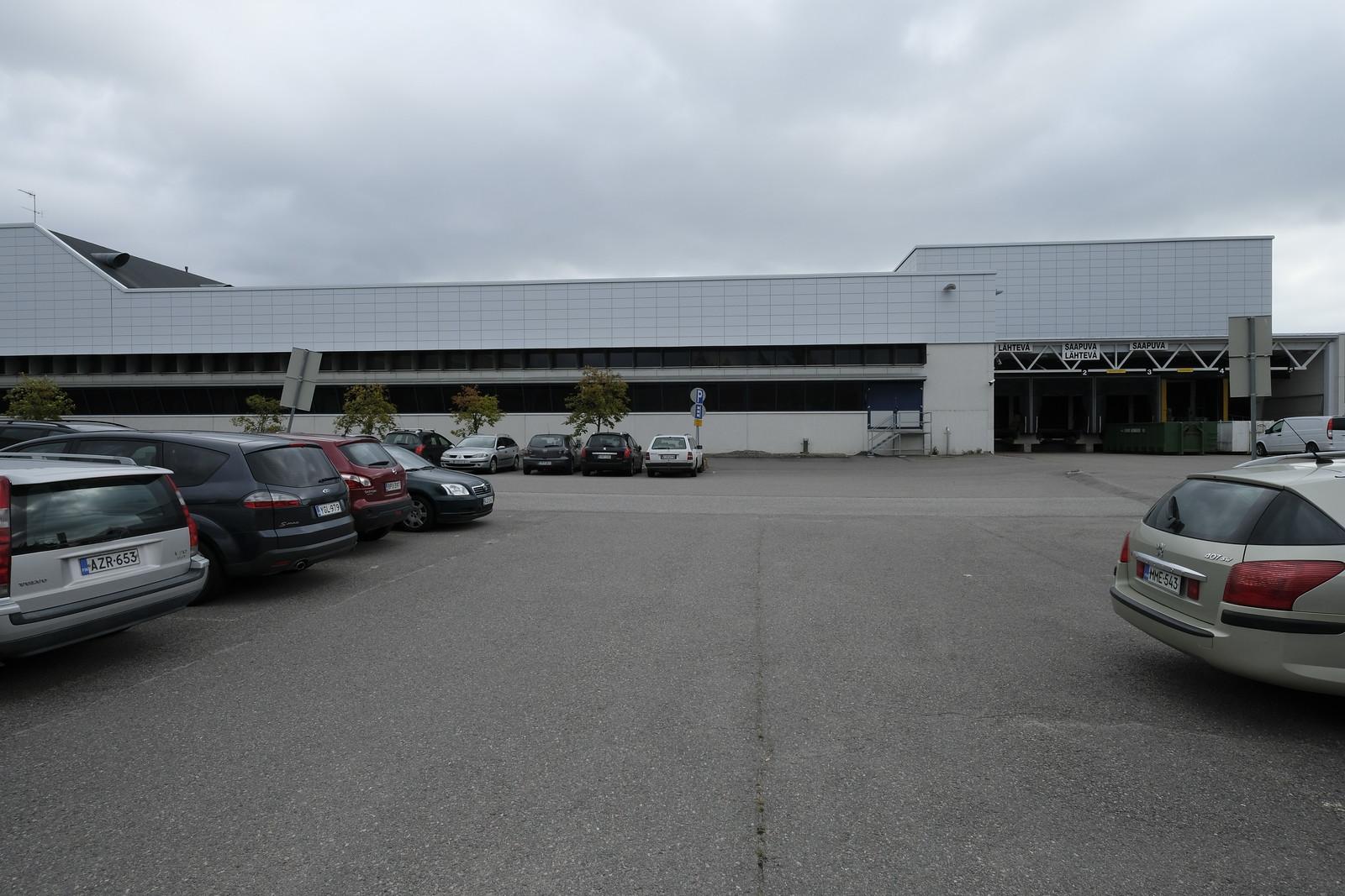 Toimitila, Sinimäentie 6, Sinimäki, Espoo