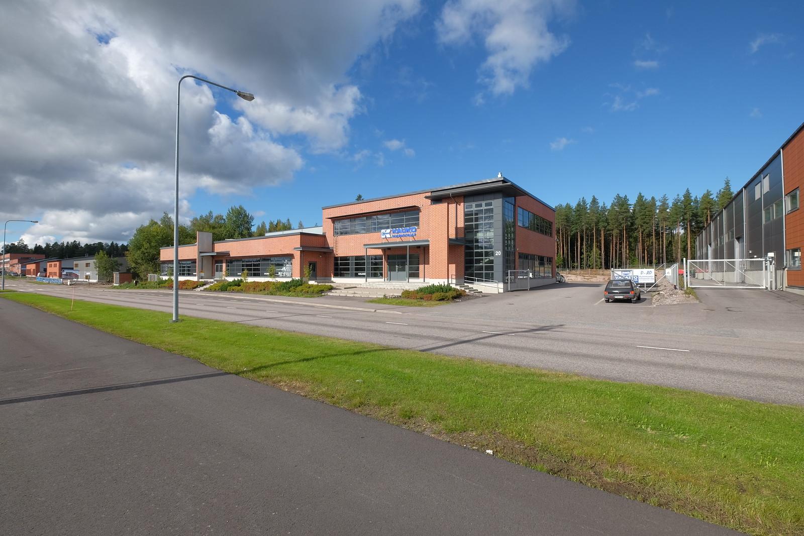 Toimitila, Koskelontie 20, Koskelo, Espoo