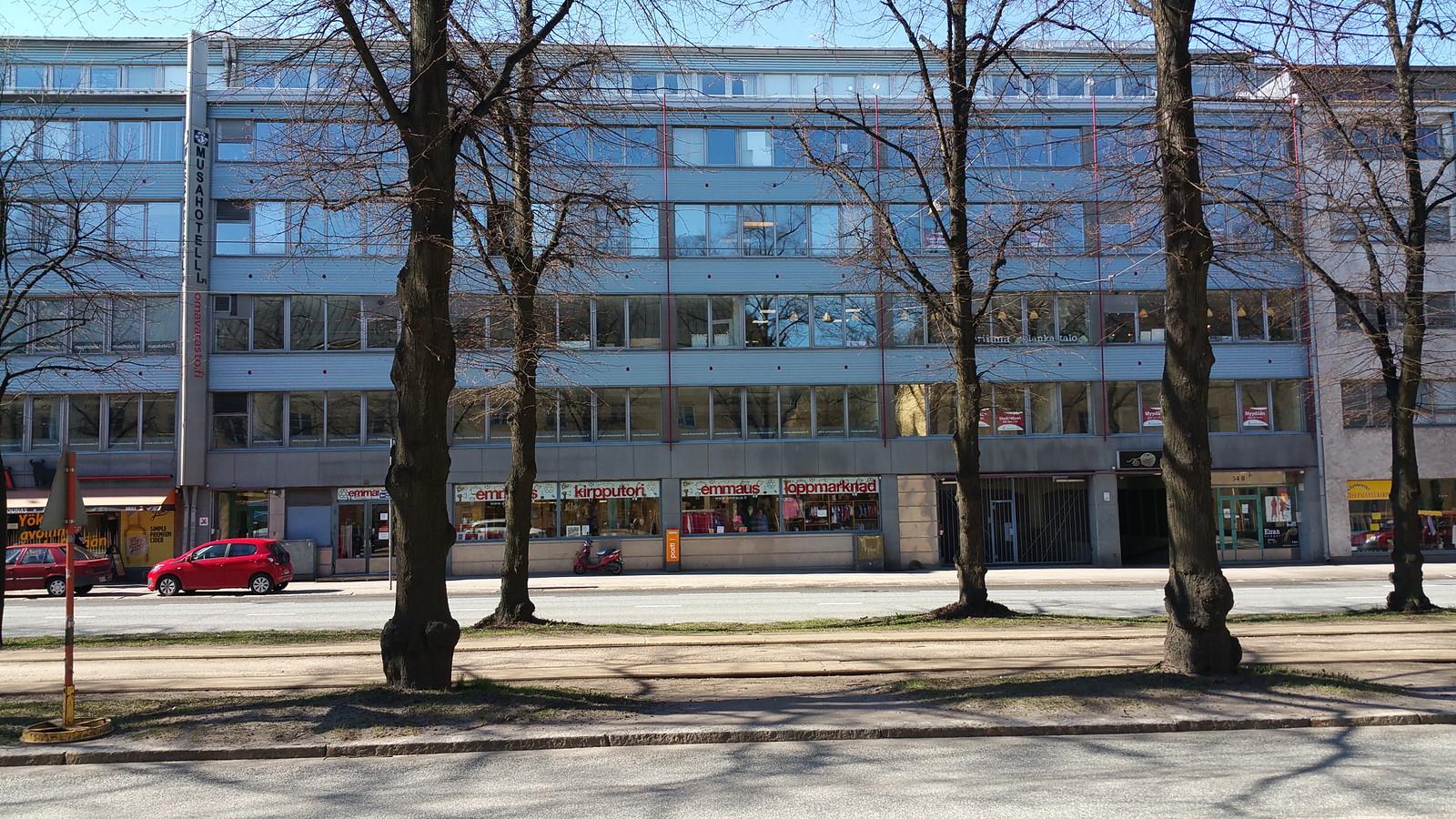 Toimitila, Mäkelänkatu 54B, Vallila, Helsinki