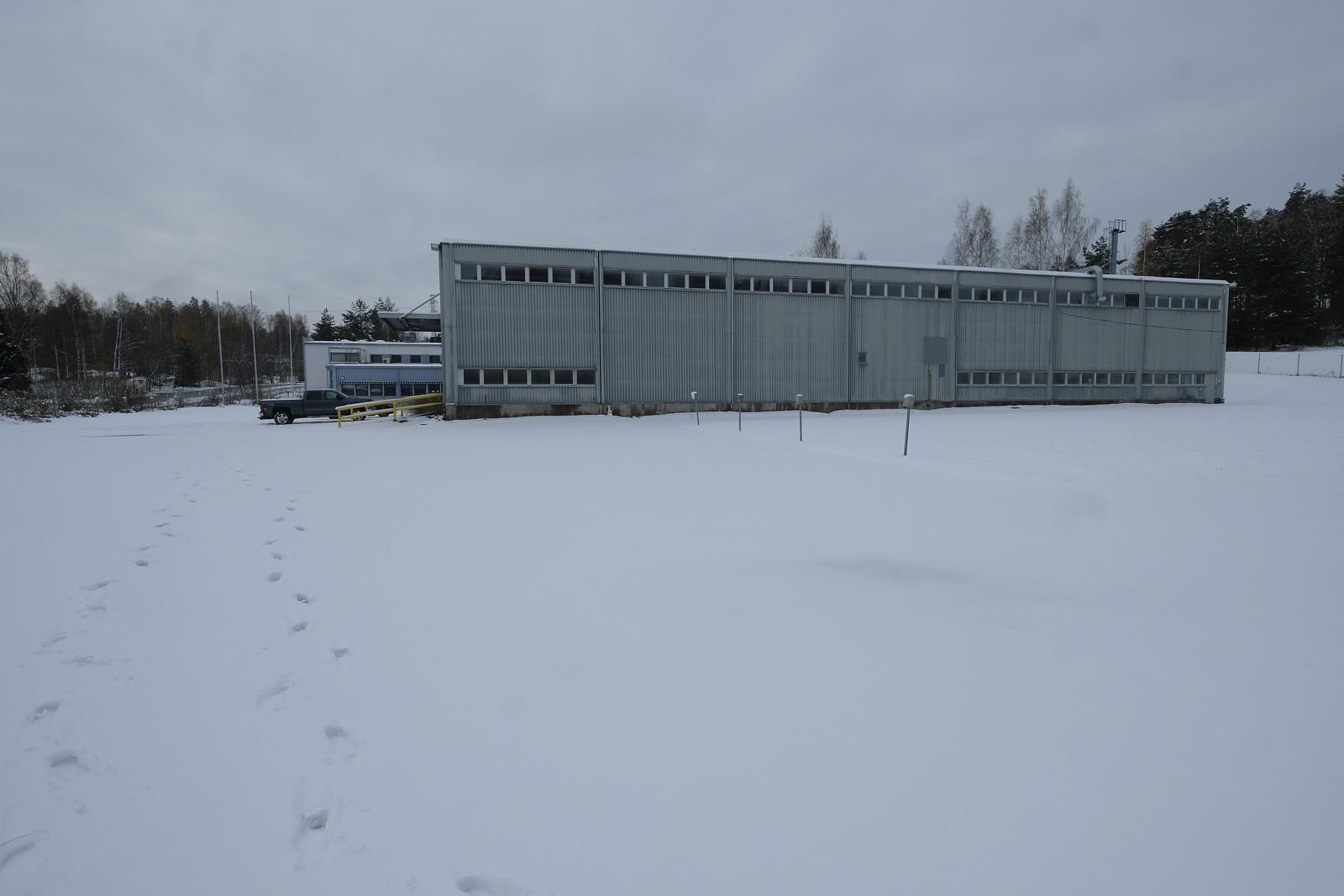 Toimitila, Mänkimiehentie 10, Kauklahti, Espoo