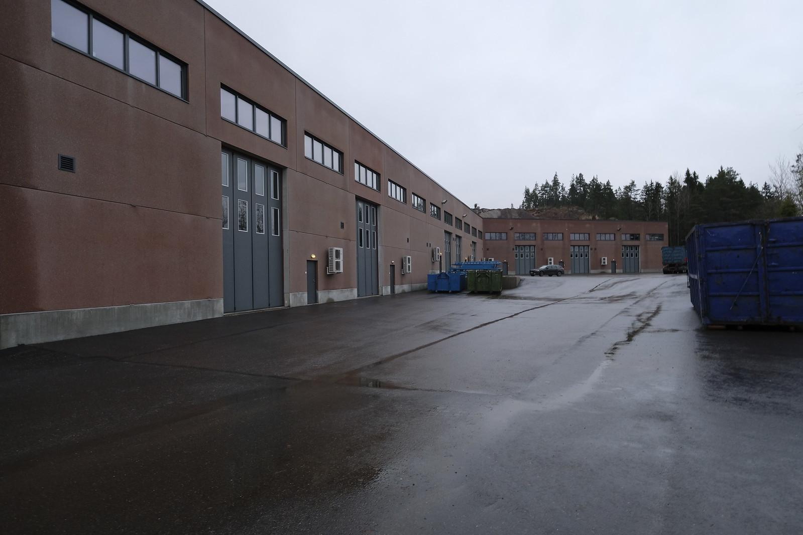 Toimitila, Vanha Turuntie 869, Nummenkylä, Lohja