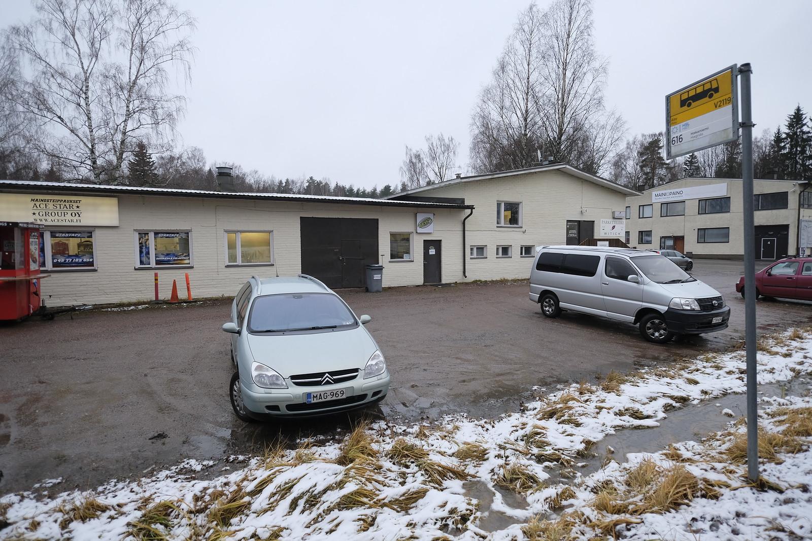 Toimitila, Kivistönkorventie 4, Kivistö, Åby, Vantaa
