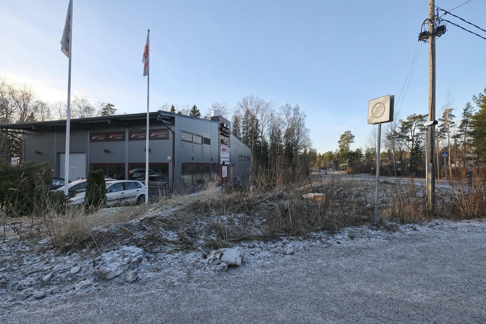 Järvisilta 1, Nöykkiö, Espoo