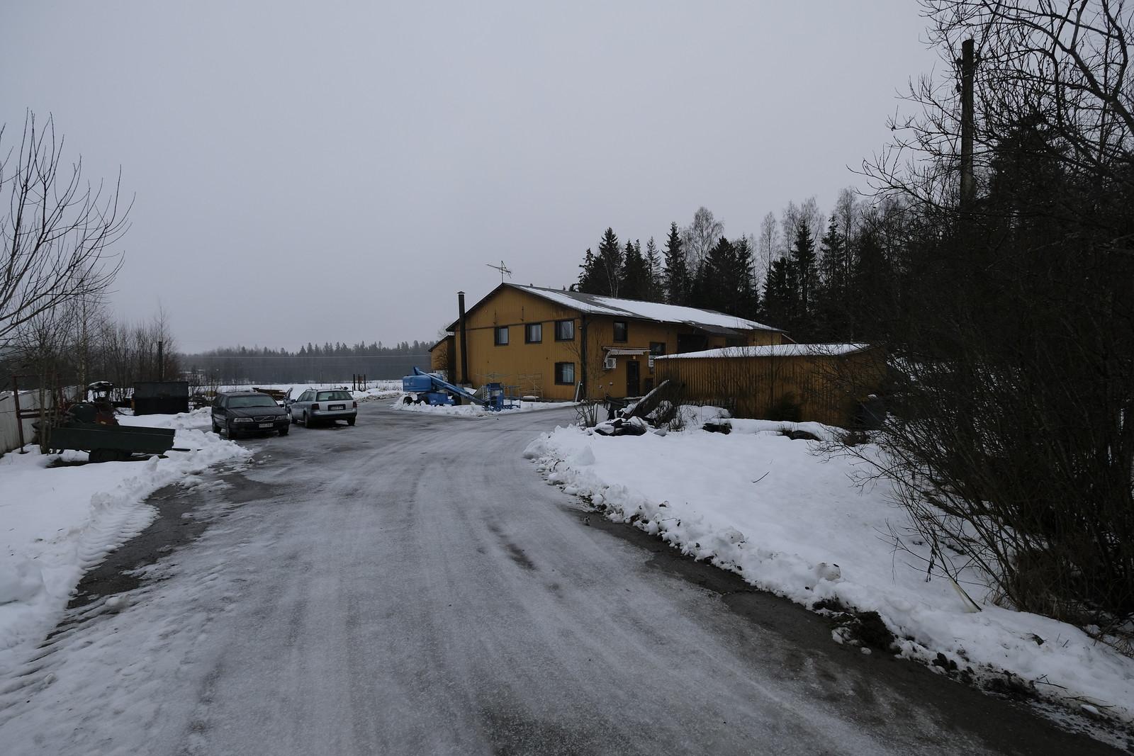 Toimitila, Vääräkoskentie 103, Vääräkoski, Myllylä, Keskusta, Orimattila