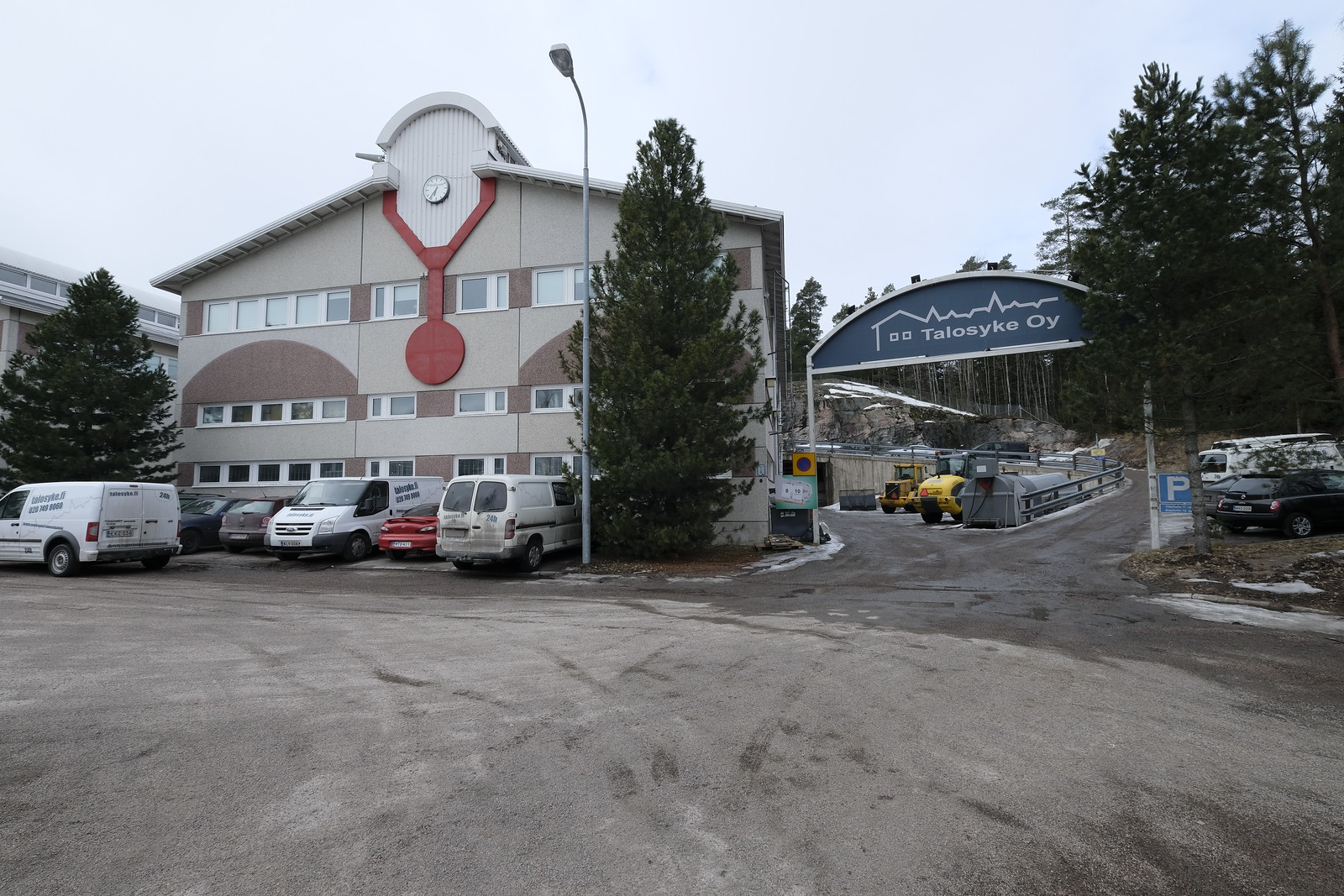 Toimitila, Hakamäenkuja 10, Koivuhaka, Vantaa