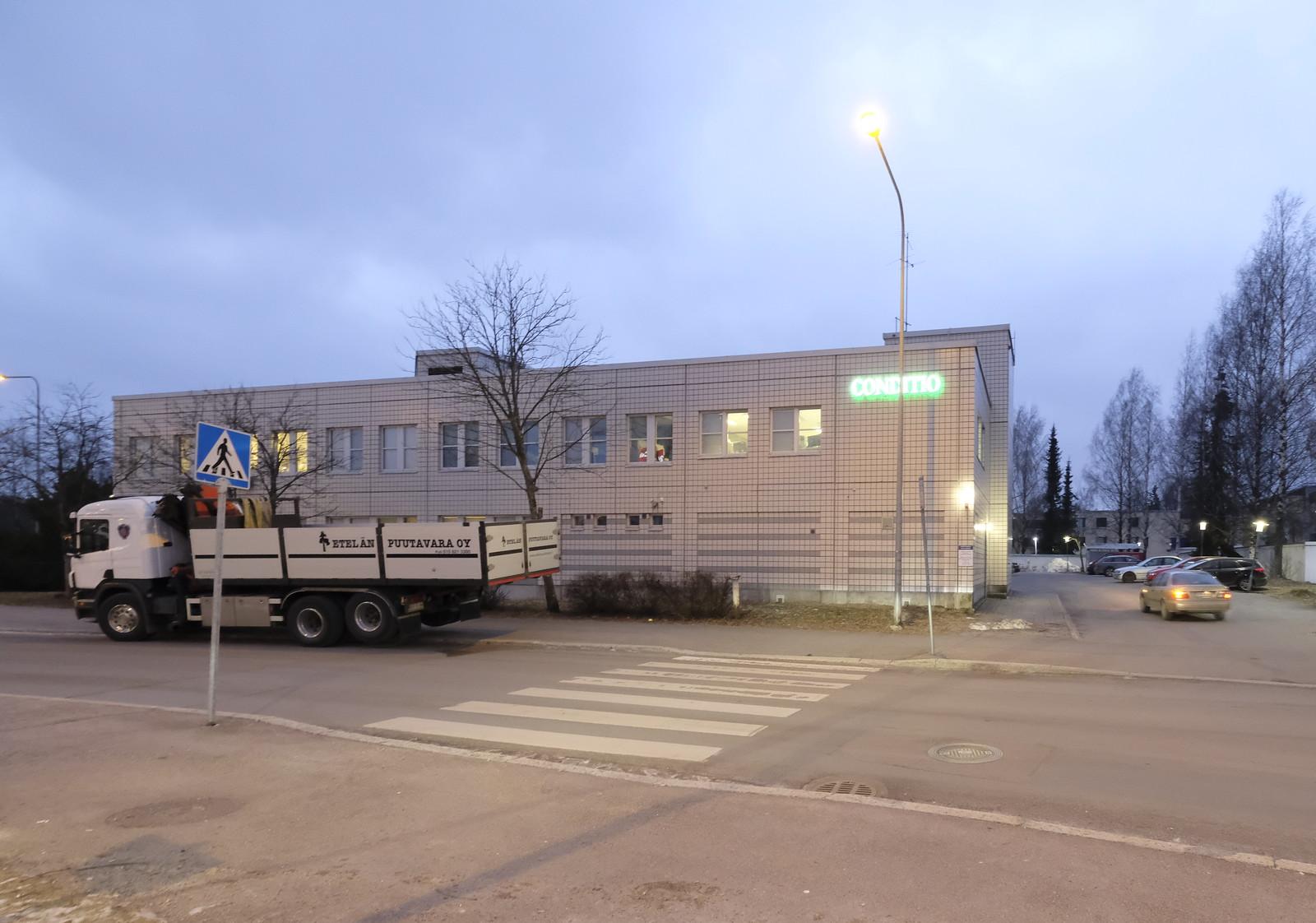 Toimitila, Ratavallintie 2, Pukinmäki, Helsinki