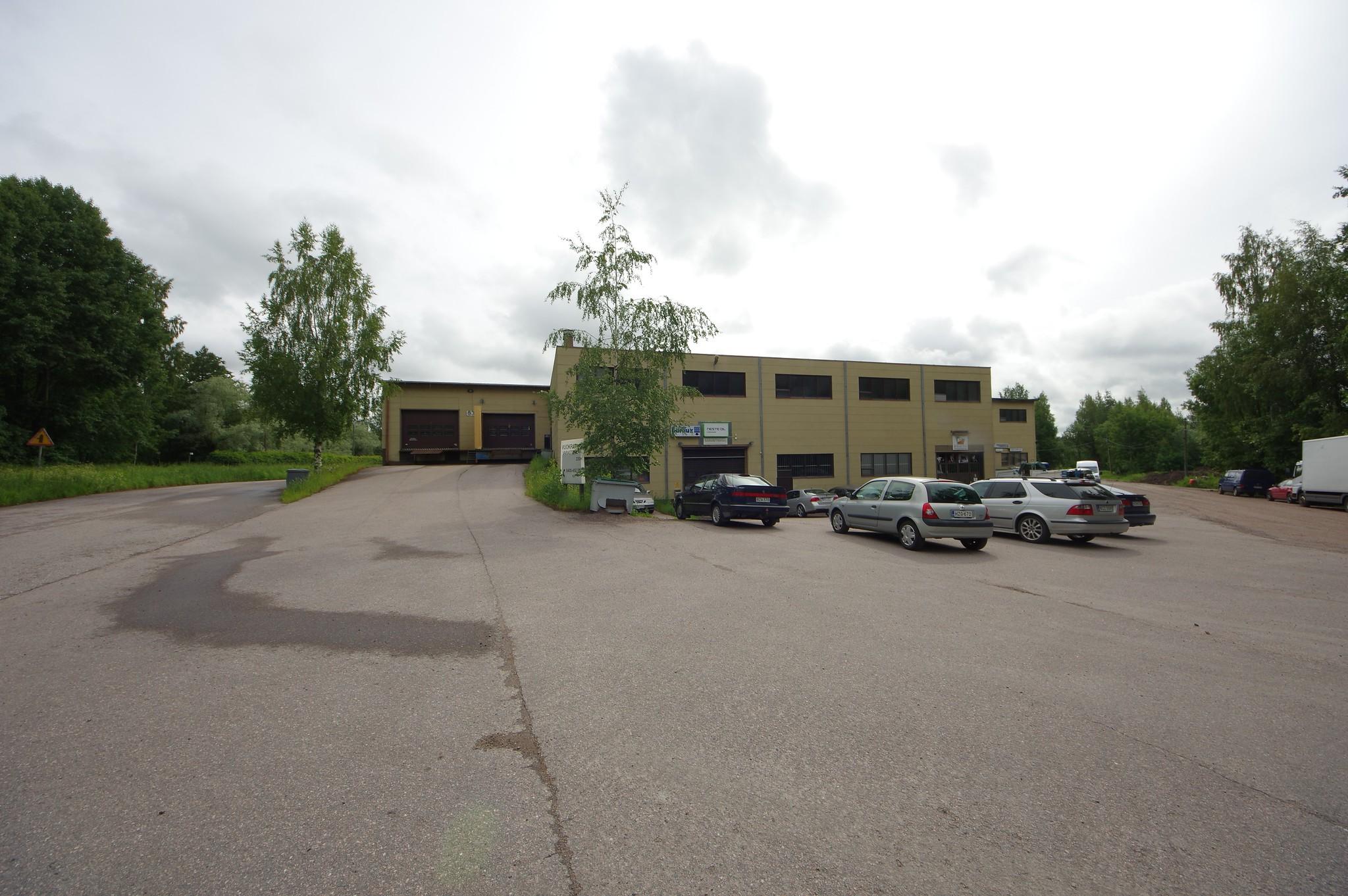 Toimitila, Vantaanpuistontie 29, VANTAANPUISTO, Vantaa