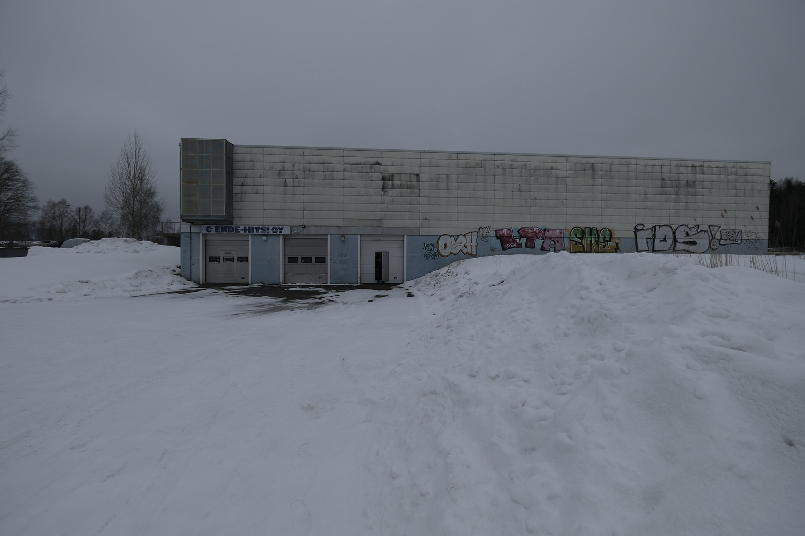 Toimitila, Masalantie 357, Masala, Kirkkonummi