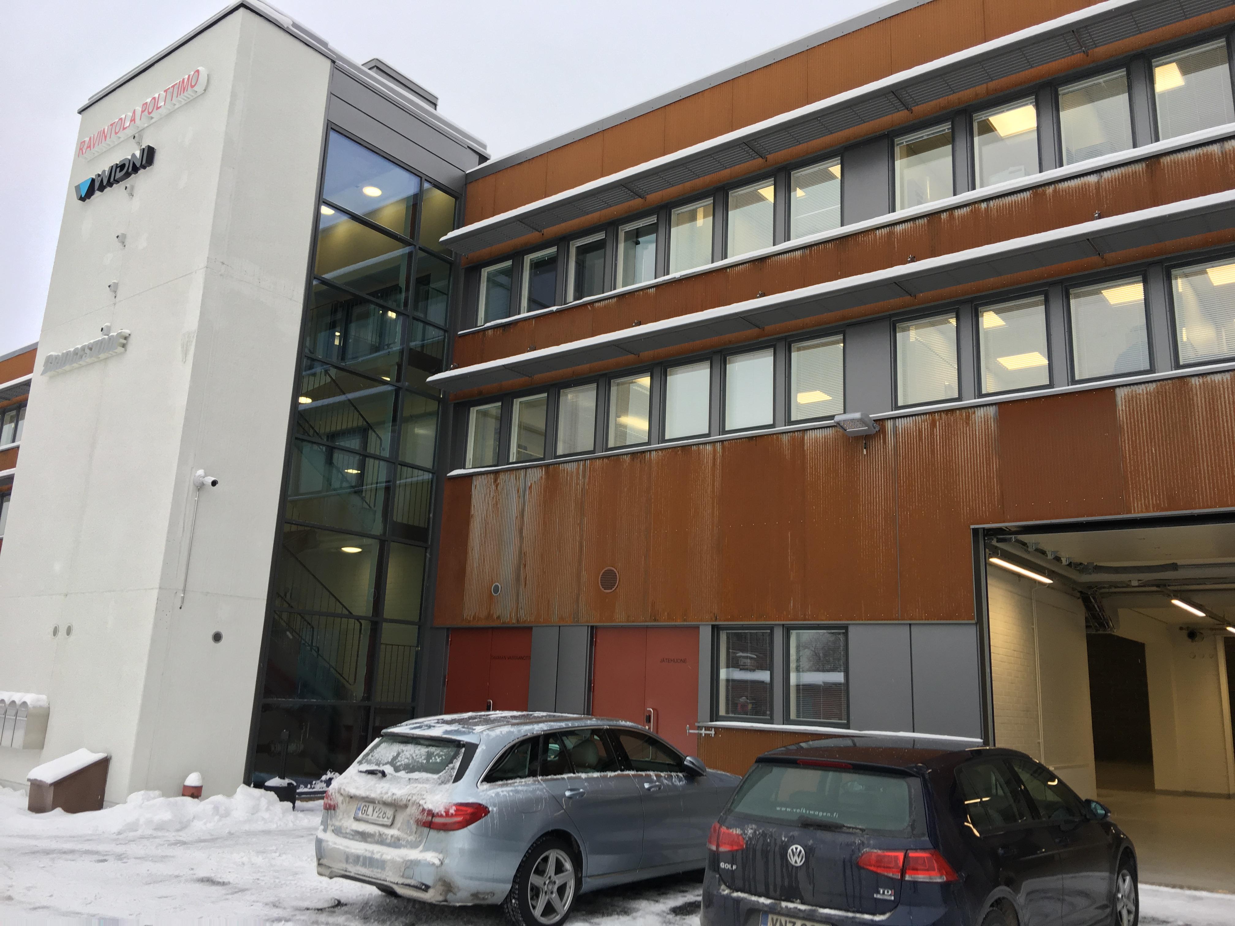 Toimitila, Valokaari, Suutarila, Helsinki