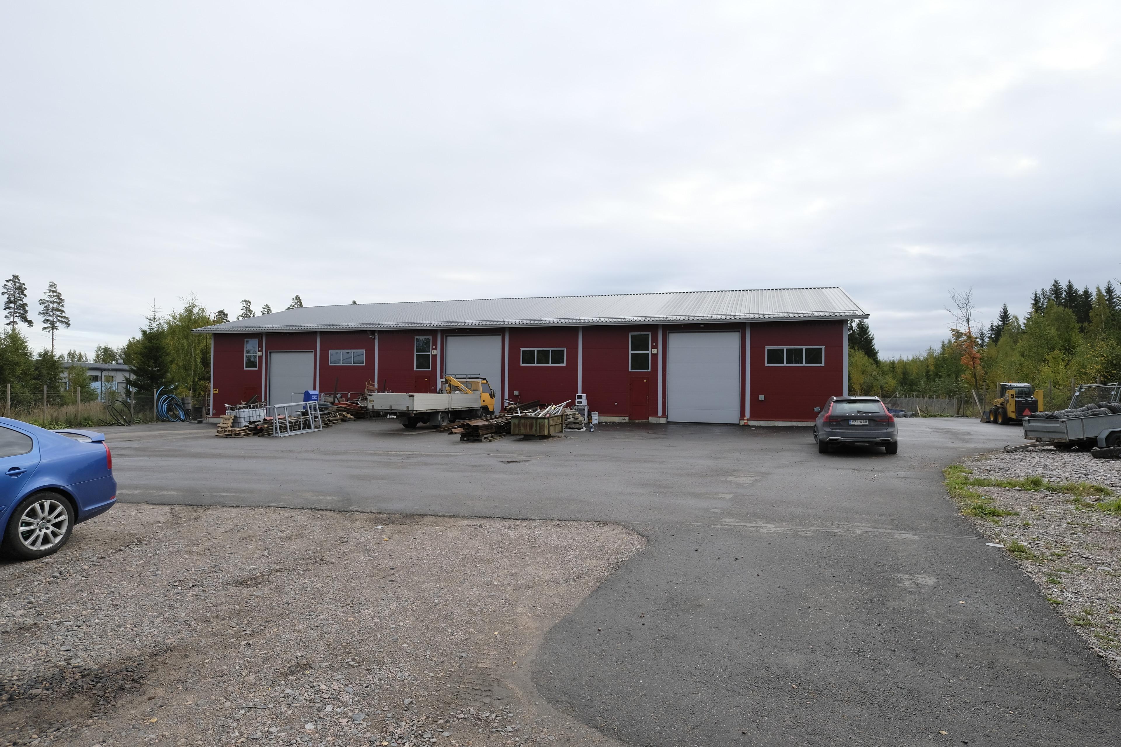 Toimitila, Vaahteramäentie 20, Martinkylä, Sipoo