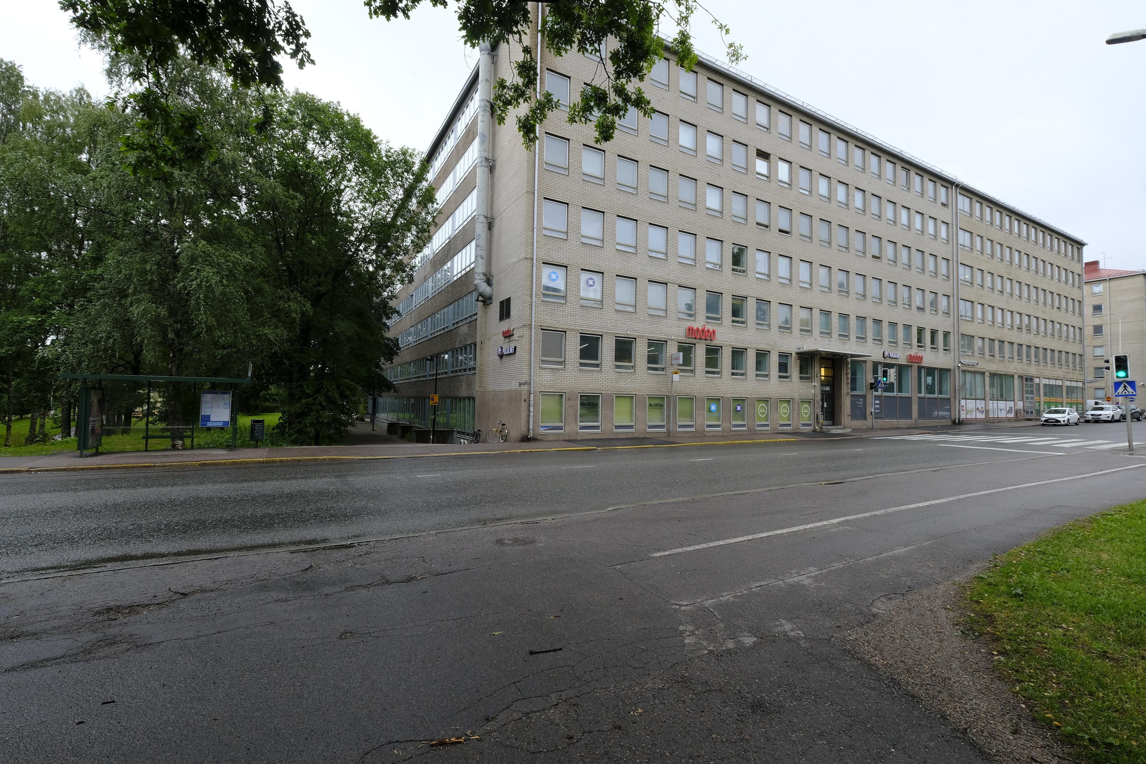 Toimitila, Hämeentie 157, Vanhakaupunki, Helsinki