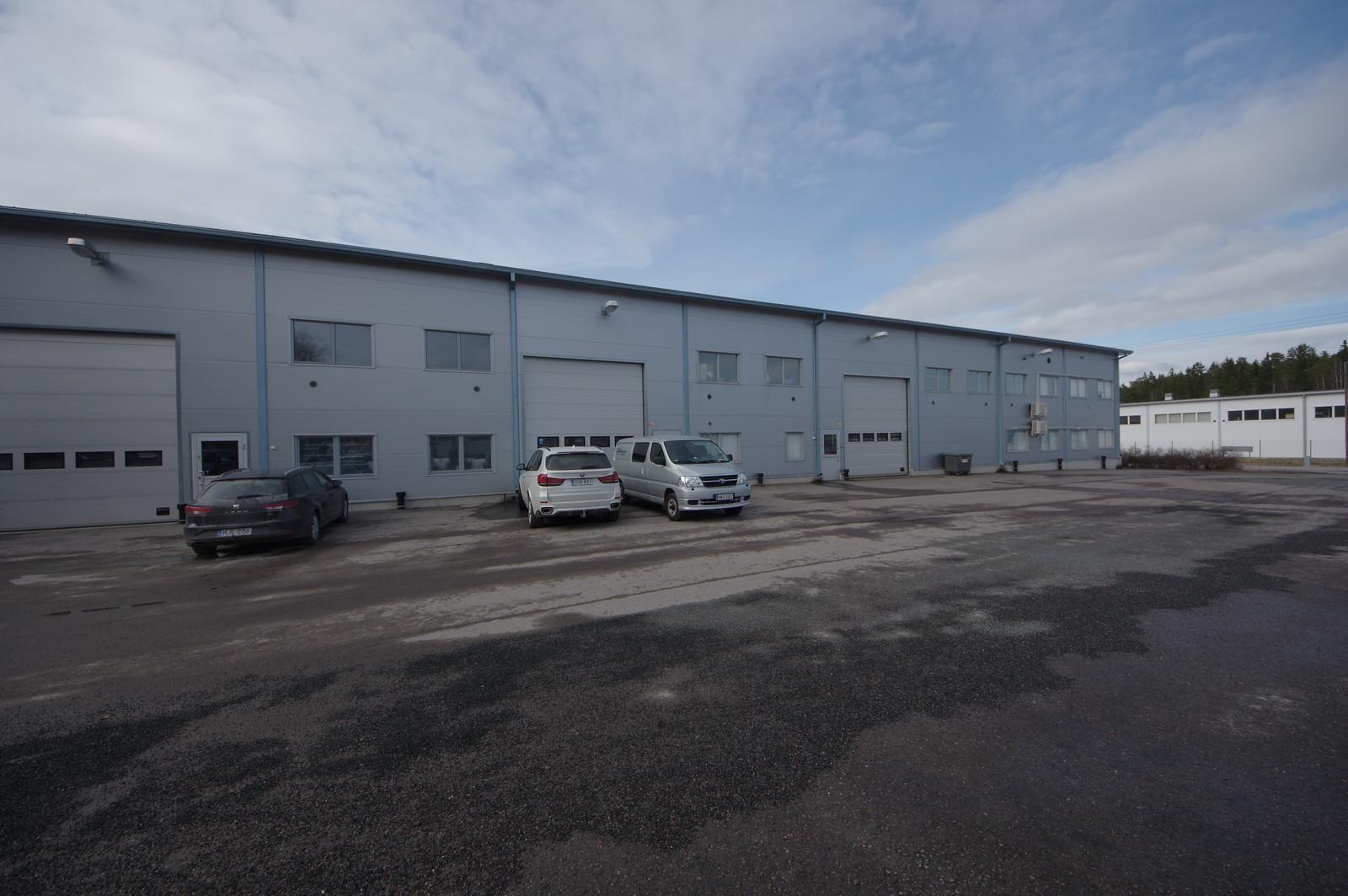 Toimitila, Yrittäjäntie 28, Järvihaka, Nurmijärvi