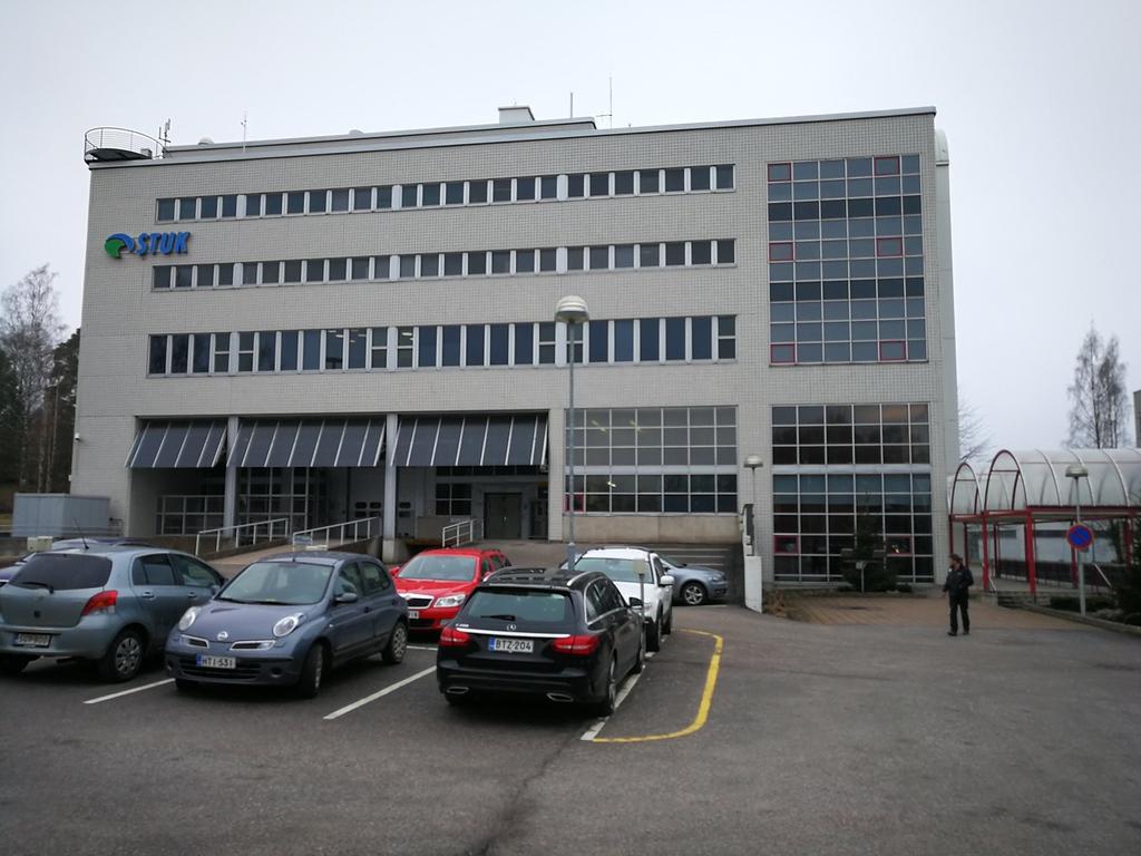 Toimitila, Laippatie 4, Roihupelto, Roihuvuori, Helsinki