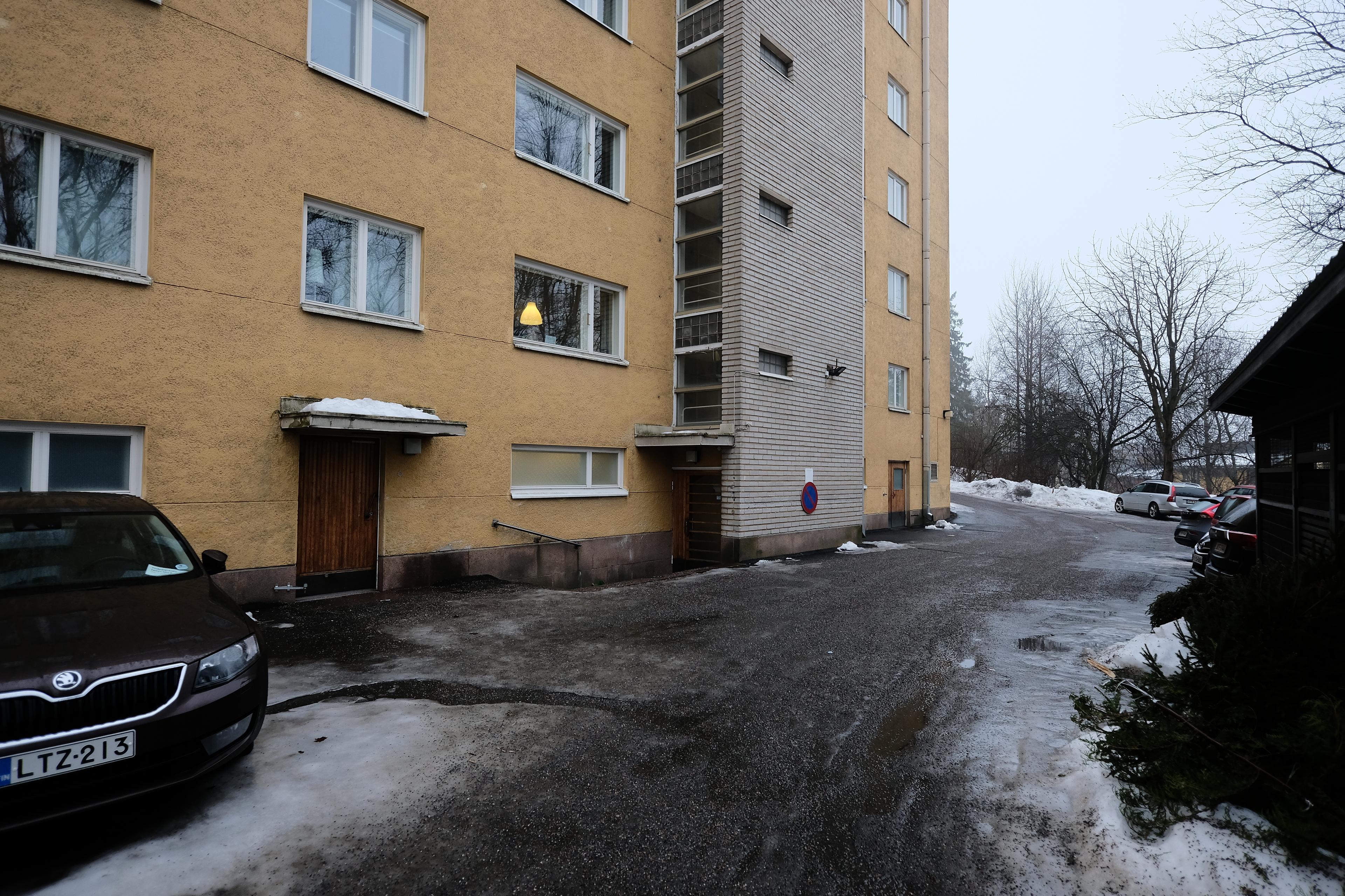 Toimitila, Pihlajatie 50-52, Meilahti, Helsinki