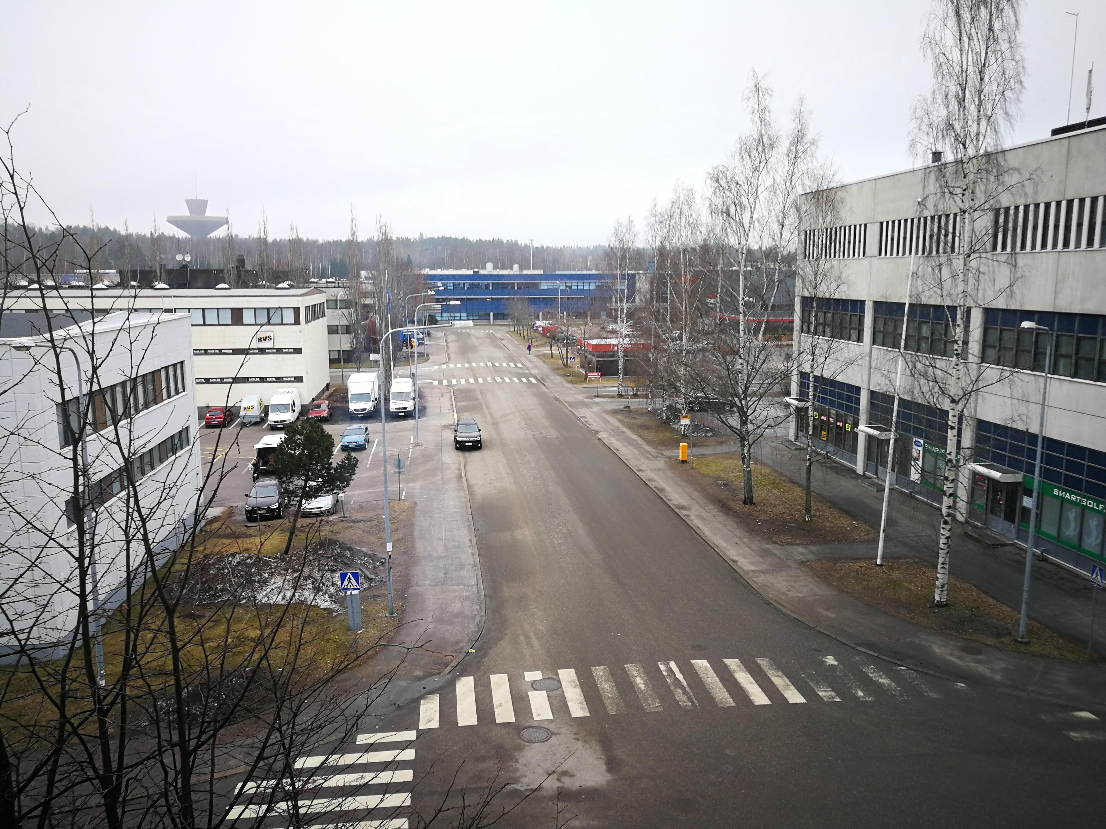 Laippatie 4, Roihupelto, Roihuvuori, Helsinki