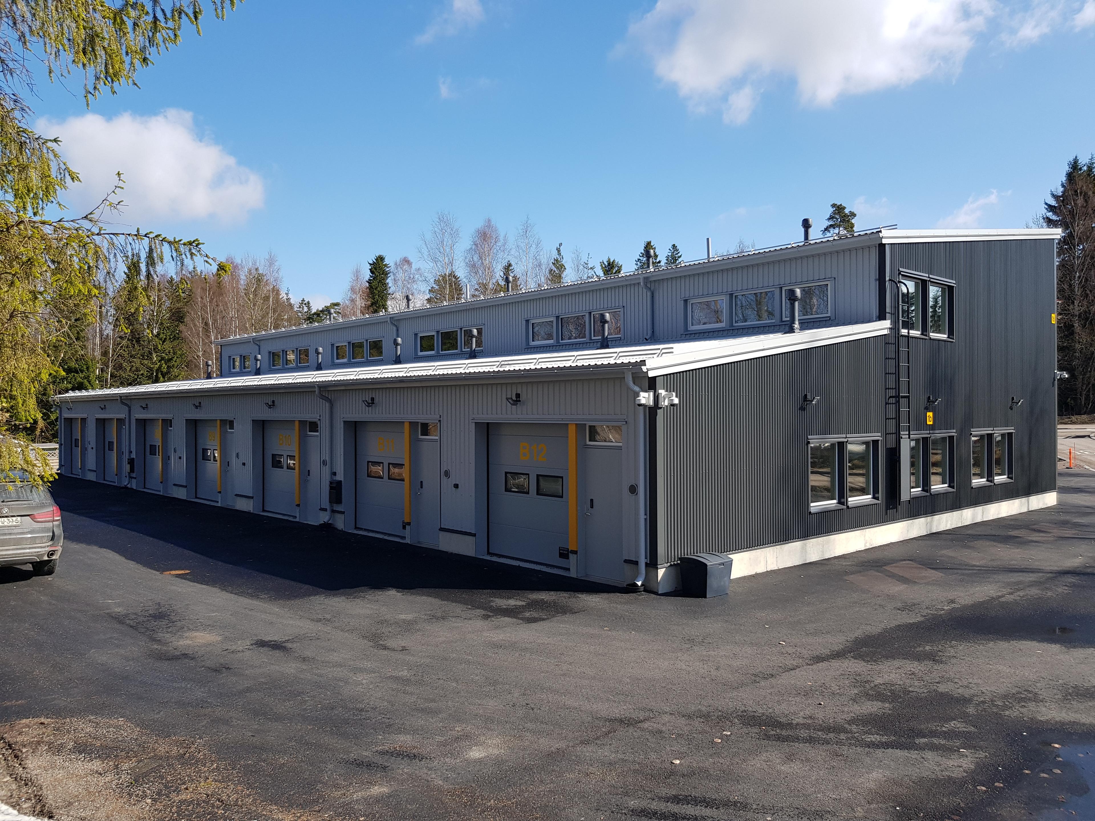 Toimitila, Kimalaisenkuja 1, Nikinmäki, Vantaa
