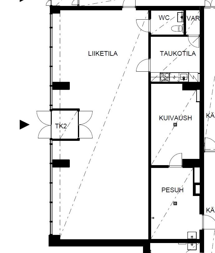 Pohjakuva (tila on nyt tässä muodossa)