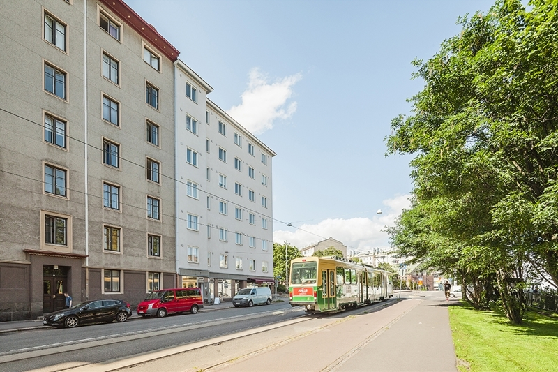 Toimitila, Läntinen Brahenkatu 12, Kallio, Helsinki