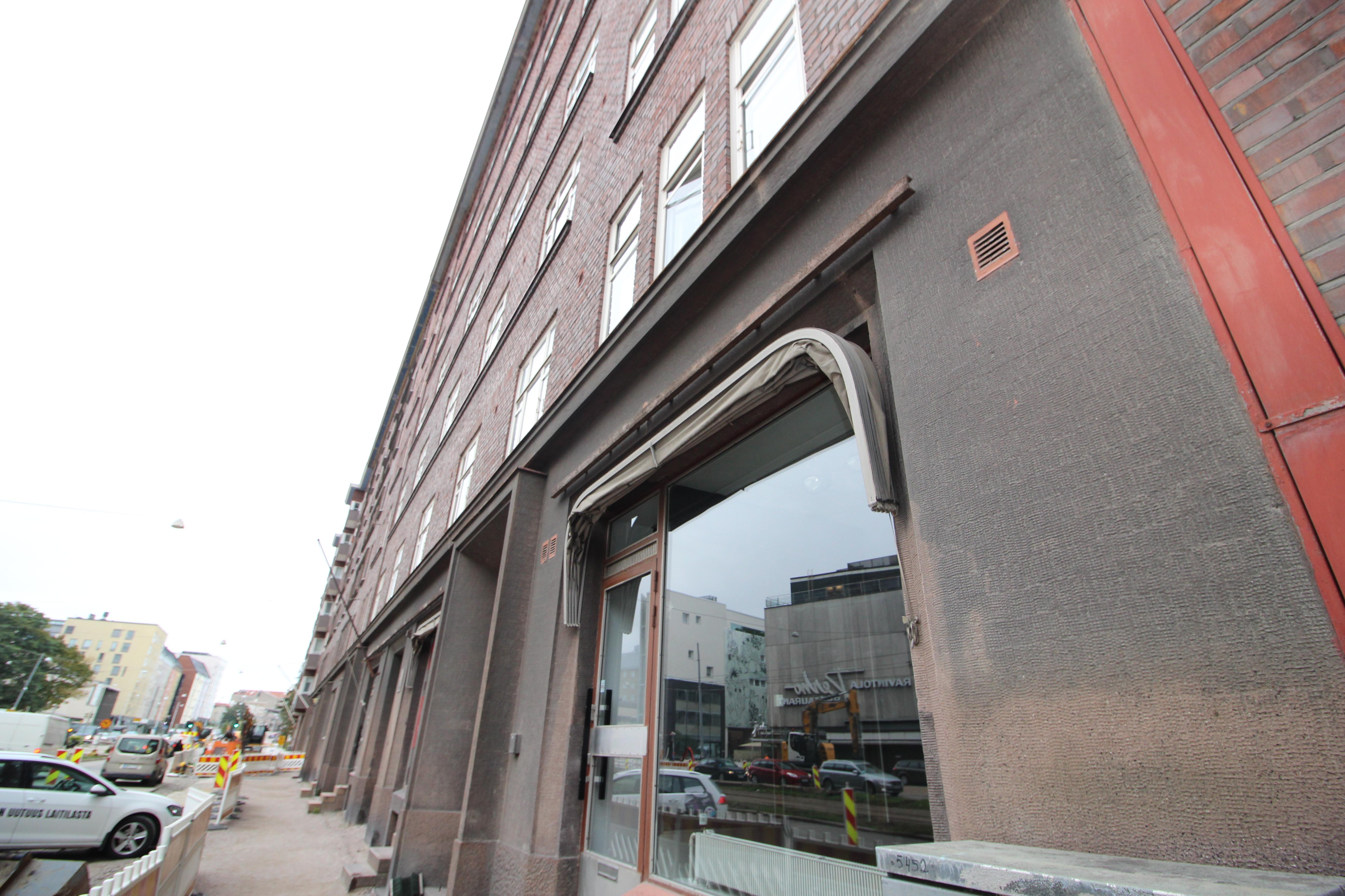 Toimitila, Mechelinkatu 6, Töölö, Helsinki