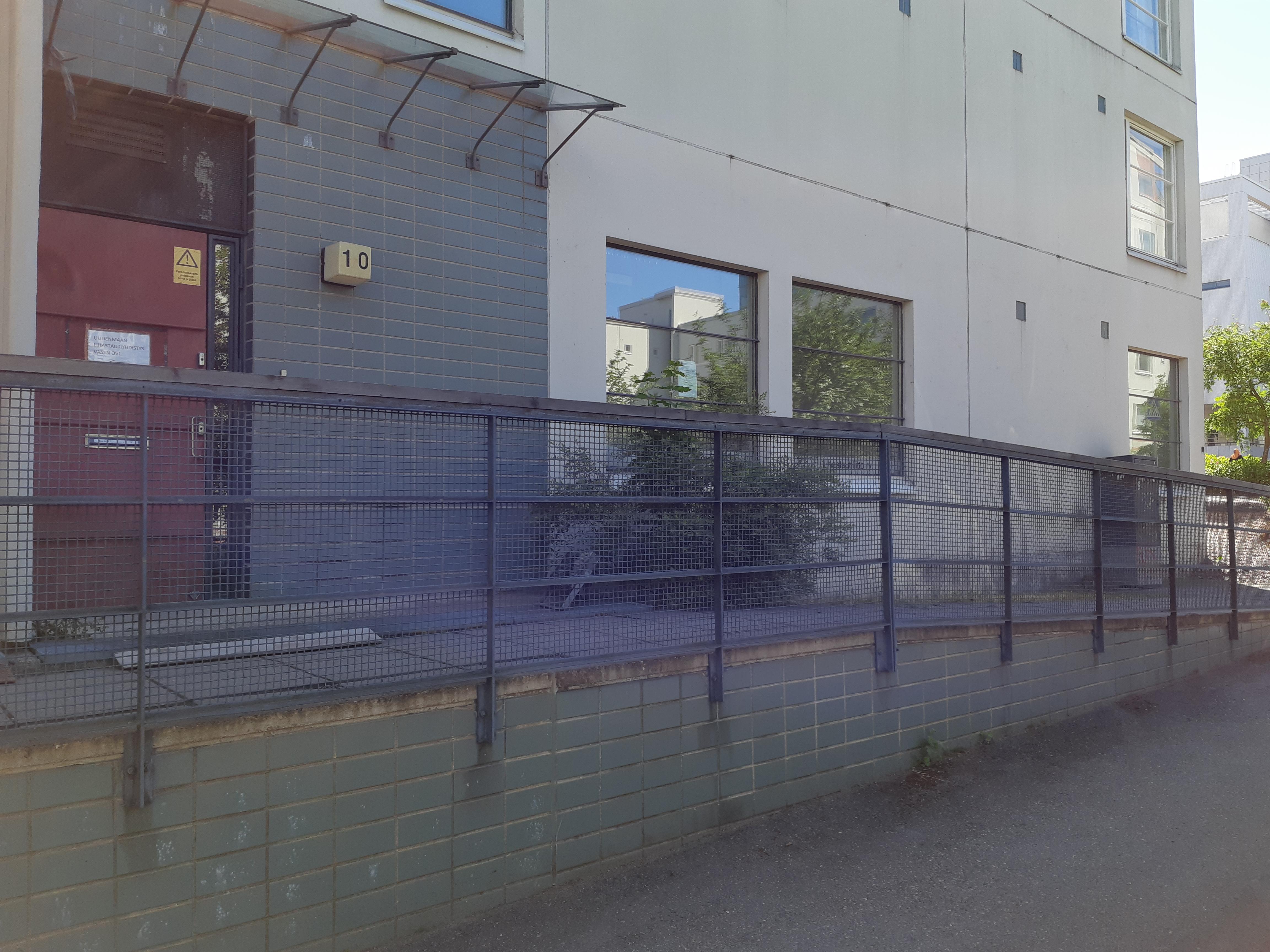 Väinö Auerinkatu 10, Kumpula, Helsinki