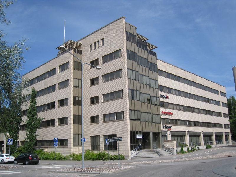 Toimitila, Kaupintie 5, Lassila, Helsinki