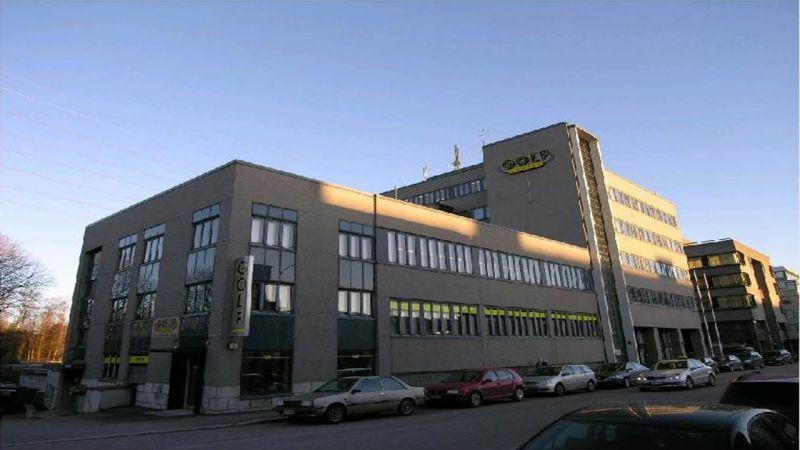 Toimitila, Hitsaajankatu 4, Herttoniemi, Helsinki