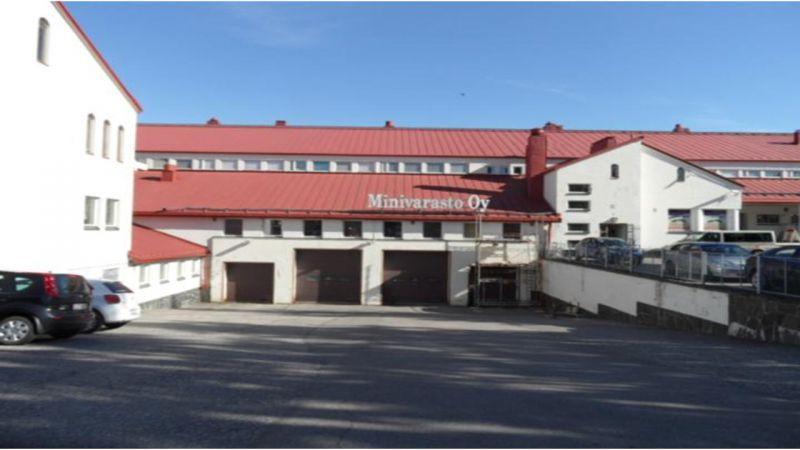 Linnanrakentajantie 6, Herttoniemi, Helsinki