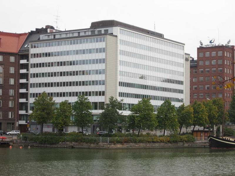 Toimitila, Pitkänsillanranta 3, Hakaniemi, Helsinki