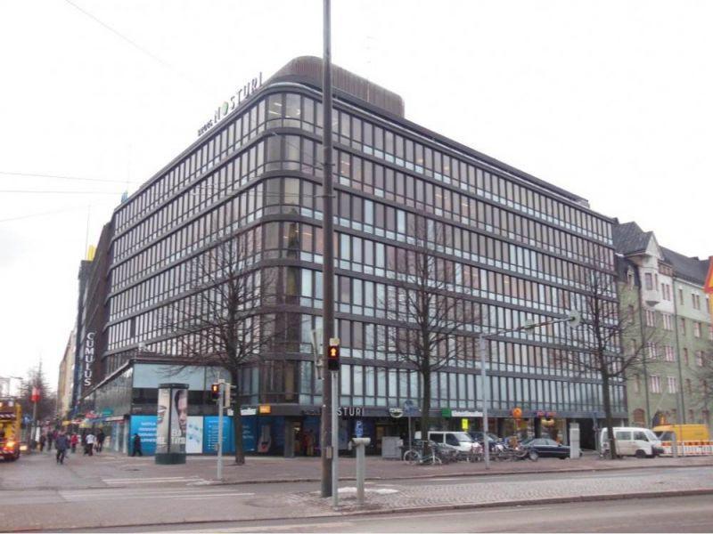 Toimitila, Siltasaarenkatu 16, Siltasaari, Helsinki