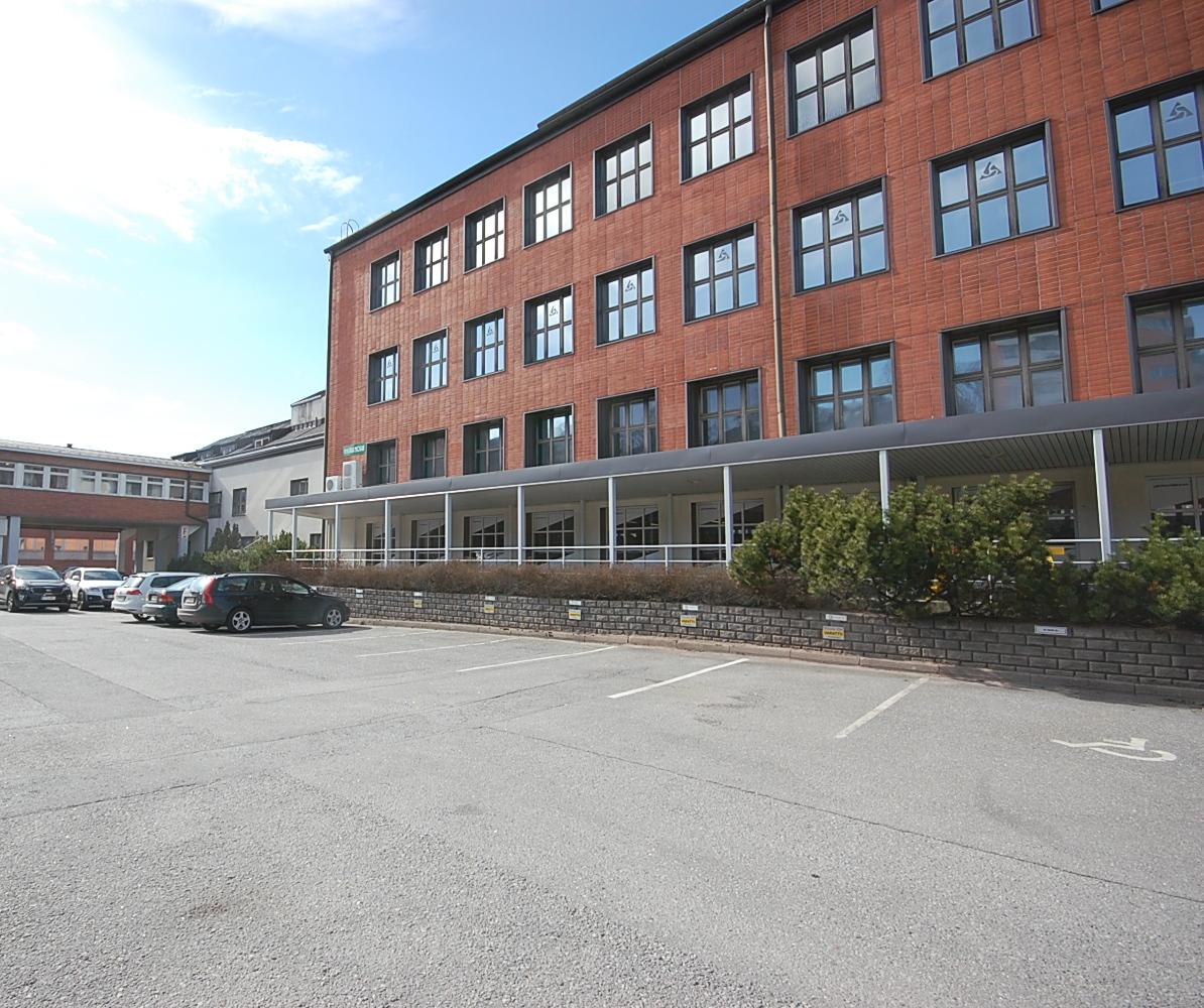 Toimitila, Ajurinkatu 1, Keskusta, Turku