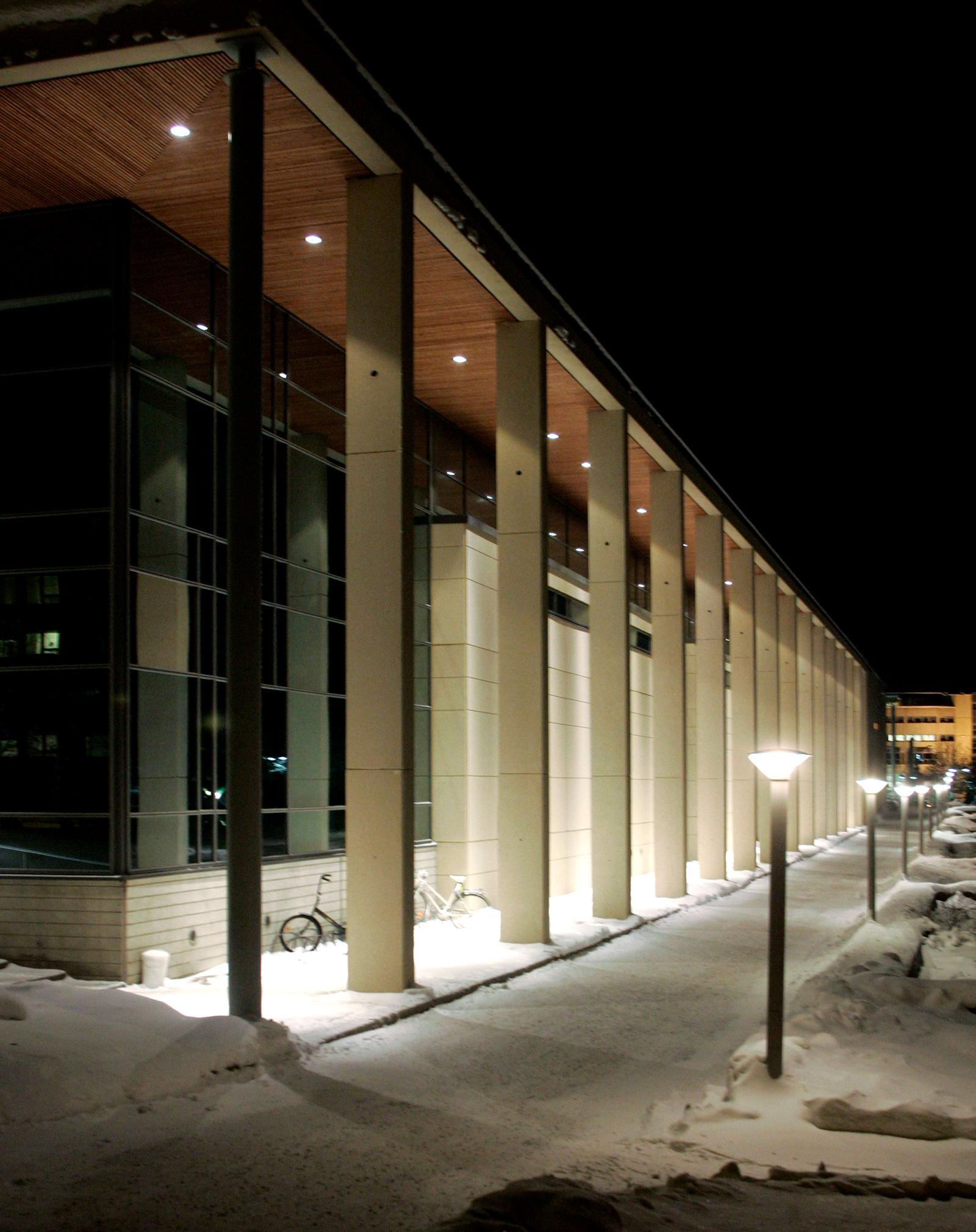 Korkeakoulunkatu 7, Pirkanmaa, Tampere