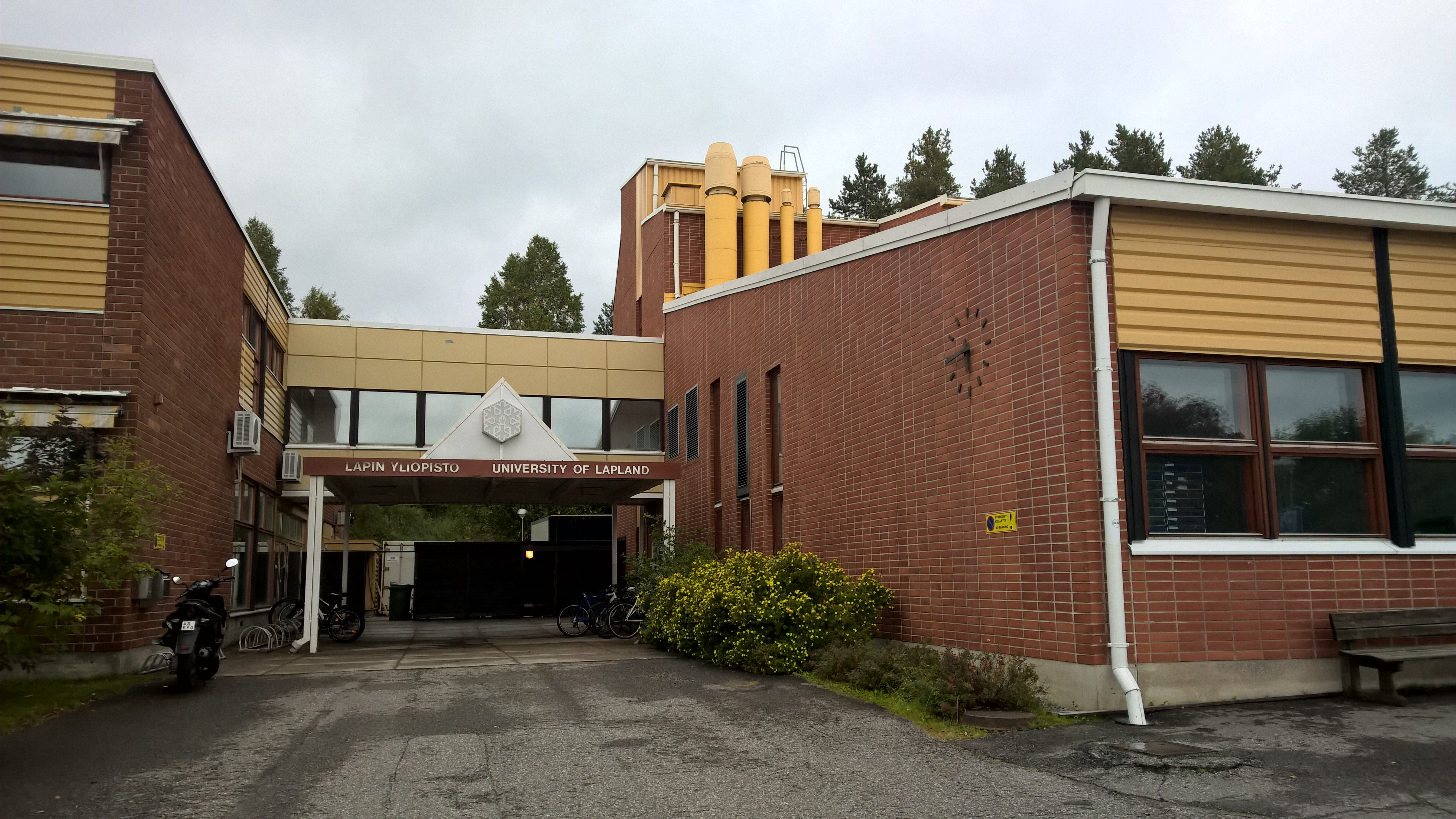 Toimitila, Siljotie 2, Rovaniemi, Rovaniemi