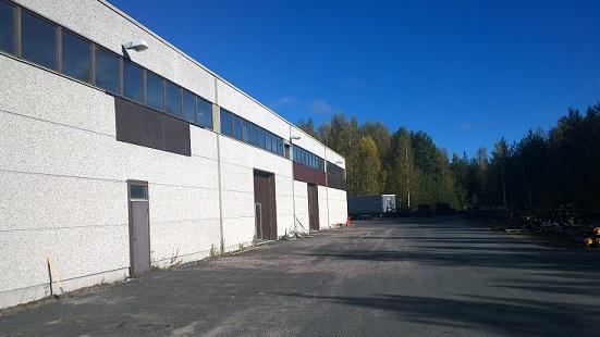 Toimitila, Kaapelikatu 4, Sahanmäki, Hyvinkää