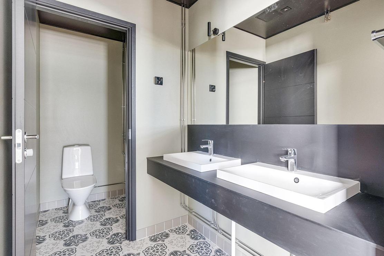 tyylikkäät wc tilat