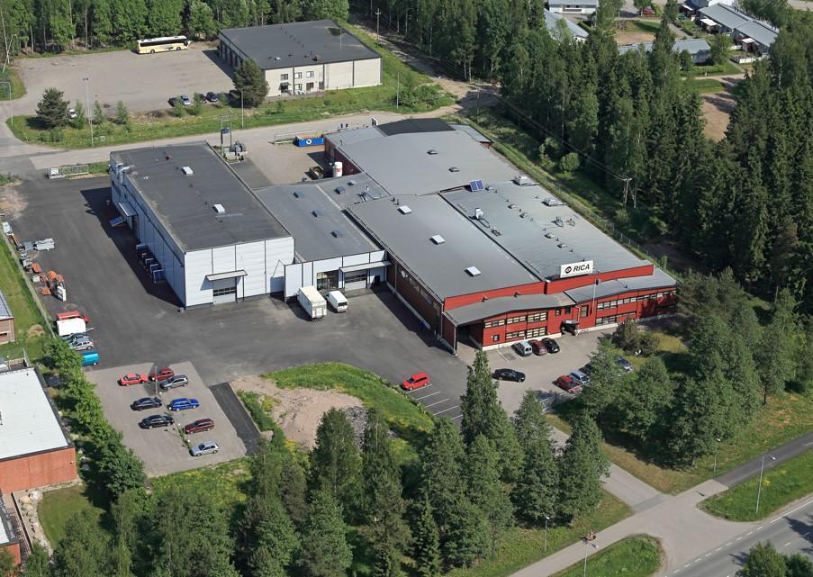 Toimitila, Käpälämäenkatu 10-12, Mattilanpelto, Riihimäki
