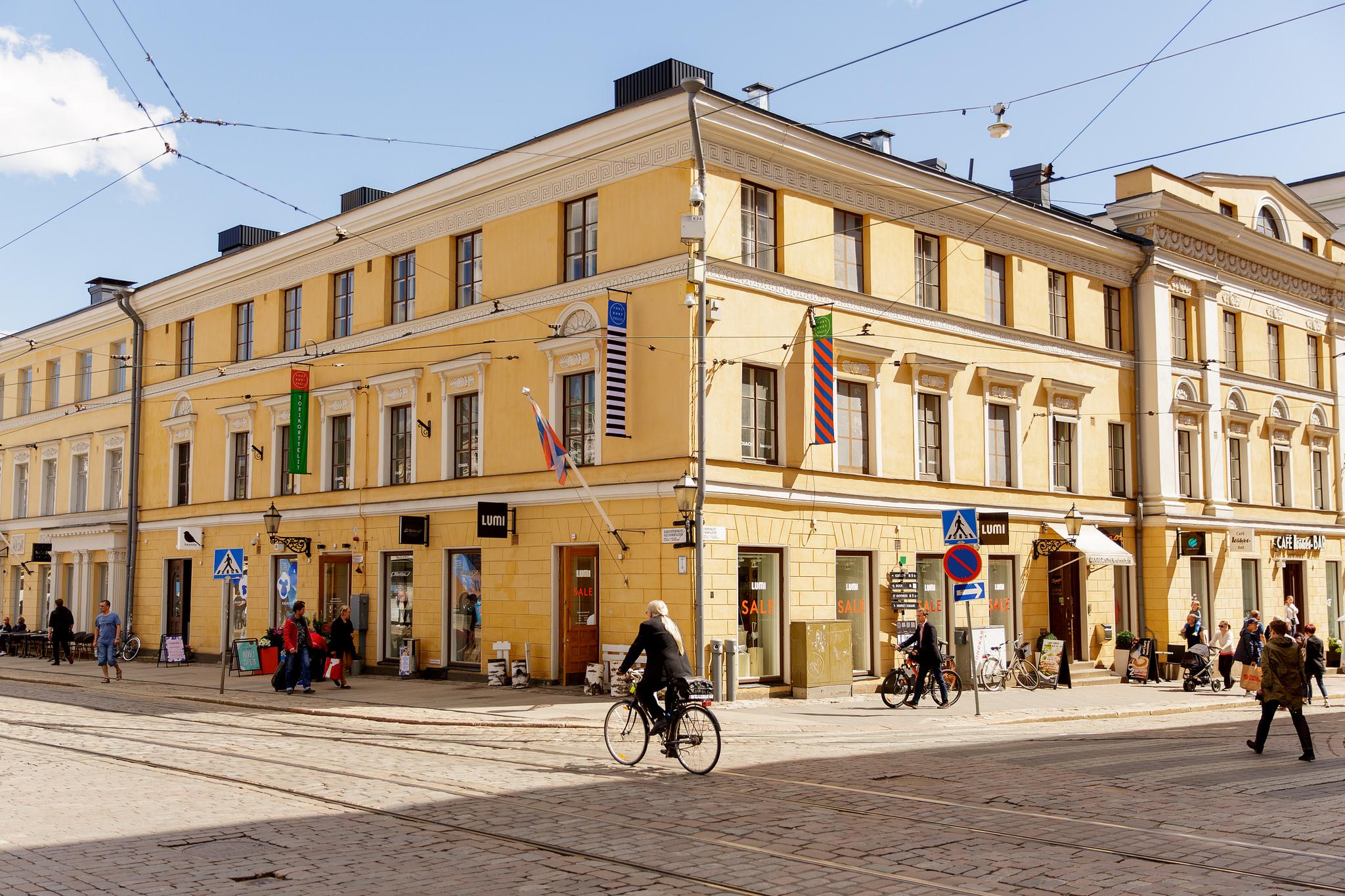 Toimitila, Aleksanterinkatu 28, Keskusta, Helsinki