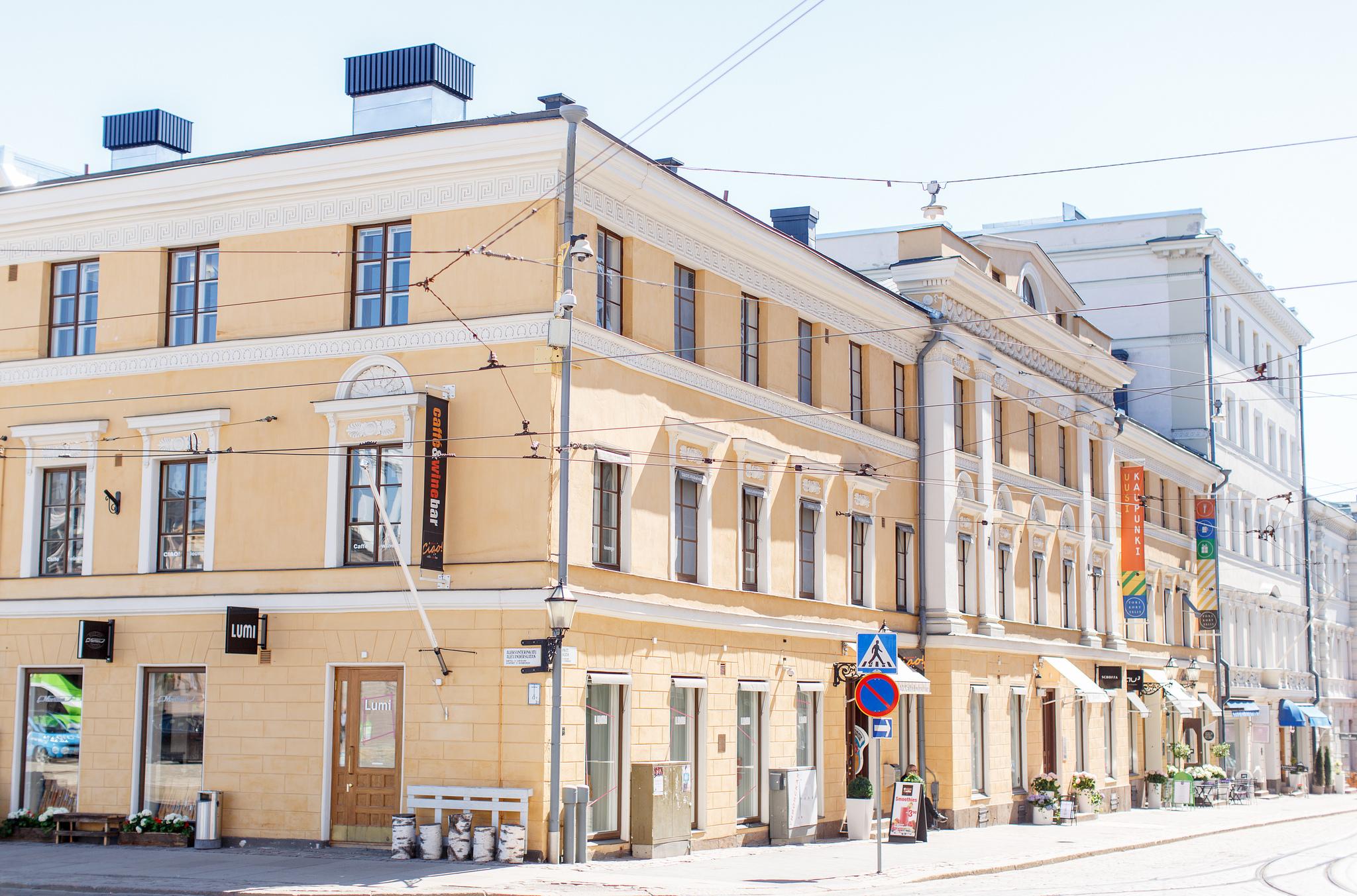Toimitila, Unioninkatu 27 B, Keskusta, Helsinki
