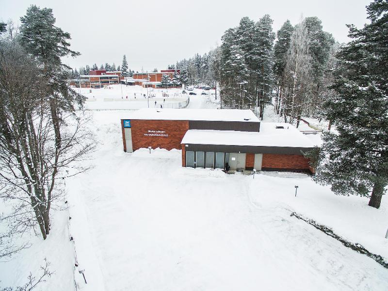 Toimitila, Juho Rissasenkatu 21, Linnanpelto, Kuopio