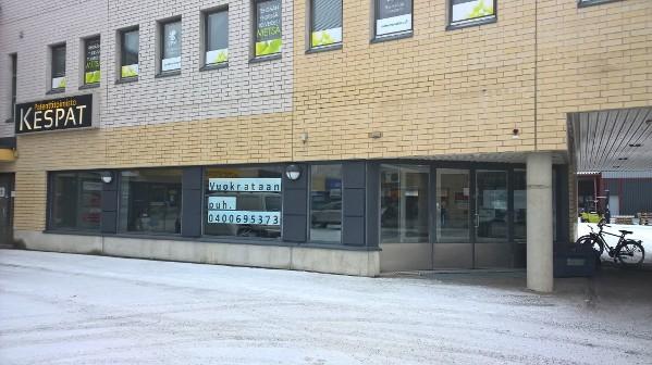 Toimitila, Vasarakatu 1, Seppälä, Jyväskylä
