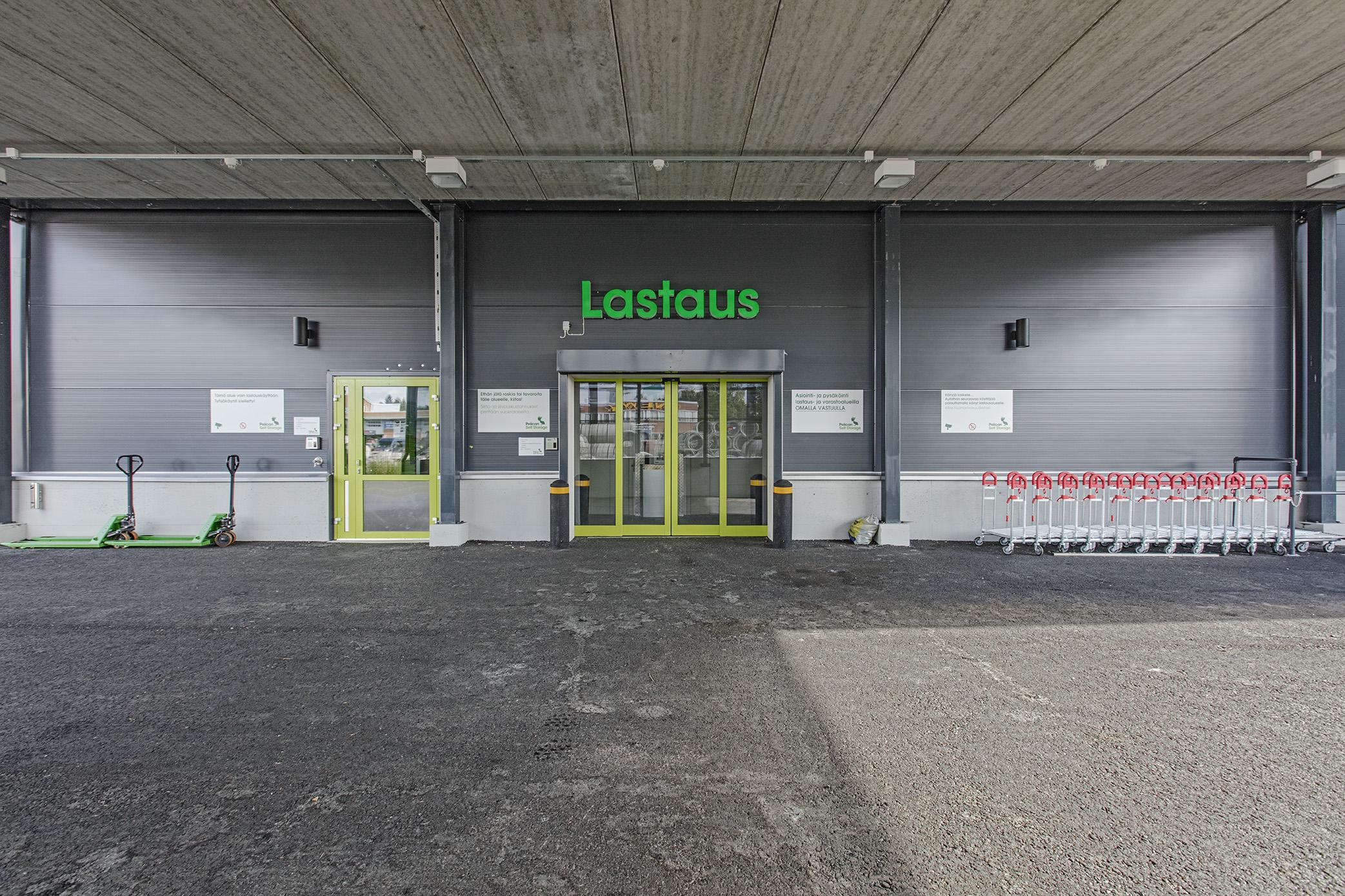 Sähkötie 12, Tammisto, Vantaa
