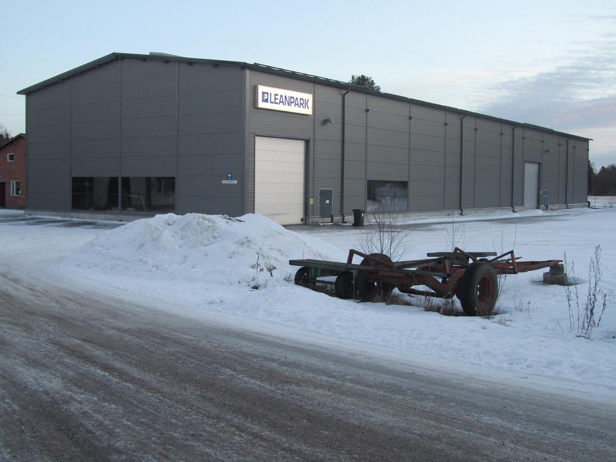 Toimitila, Pajaniemenkatu 3, Pajaniemi, Lahti