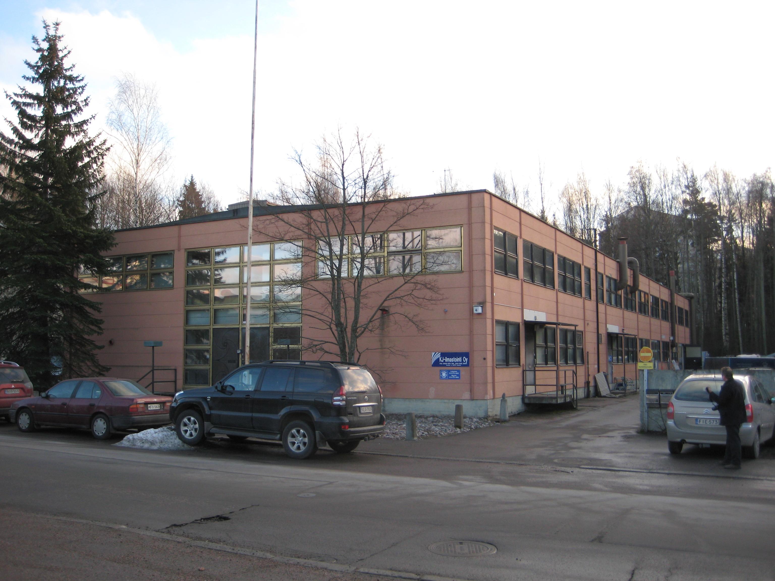 Toimitila, Arinatie 4, Pitäjänmäki, Helsinki