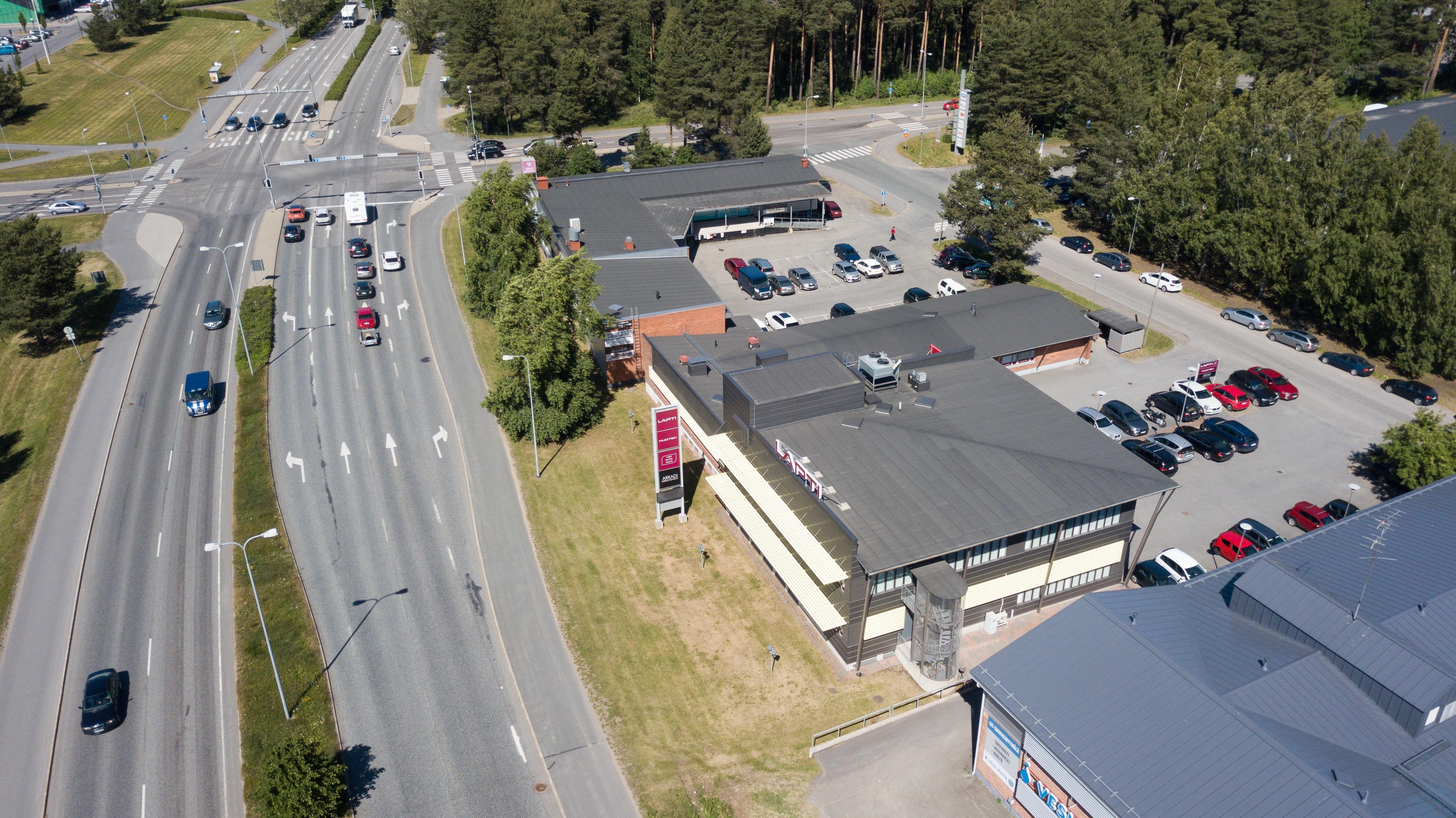 Toimitila, Voudintie 4, Limingantulli, Oulu