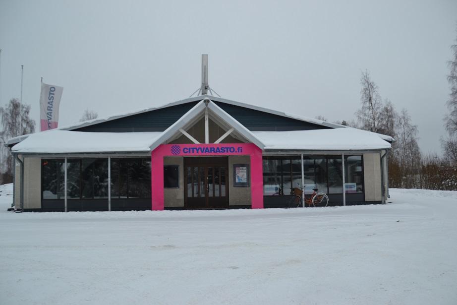 Toimitila, Kullervonkatu 5, Päivölä, Seinäjoki