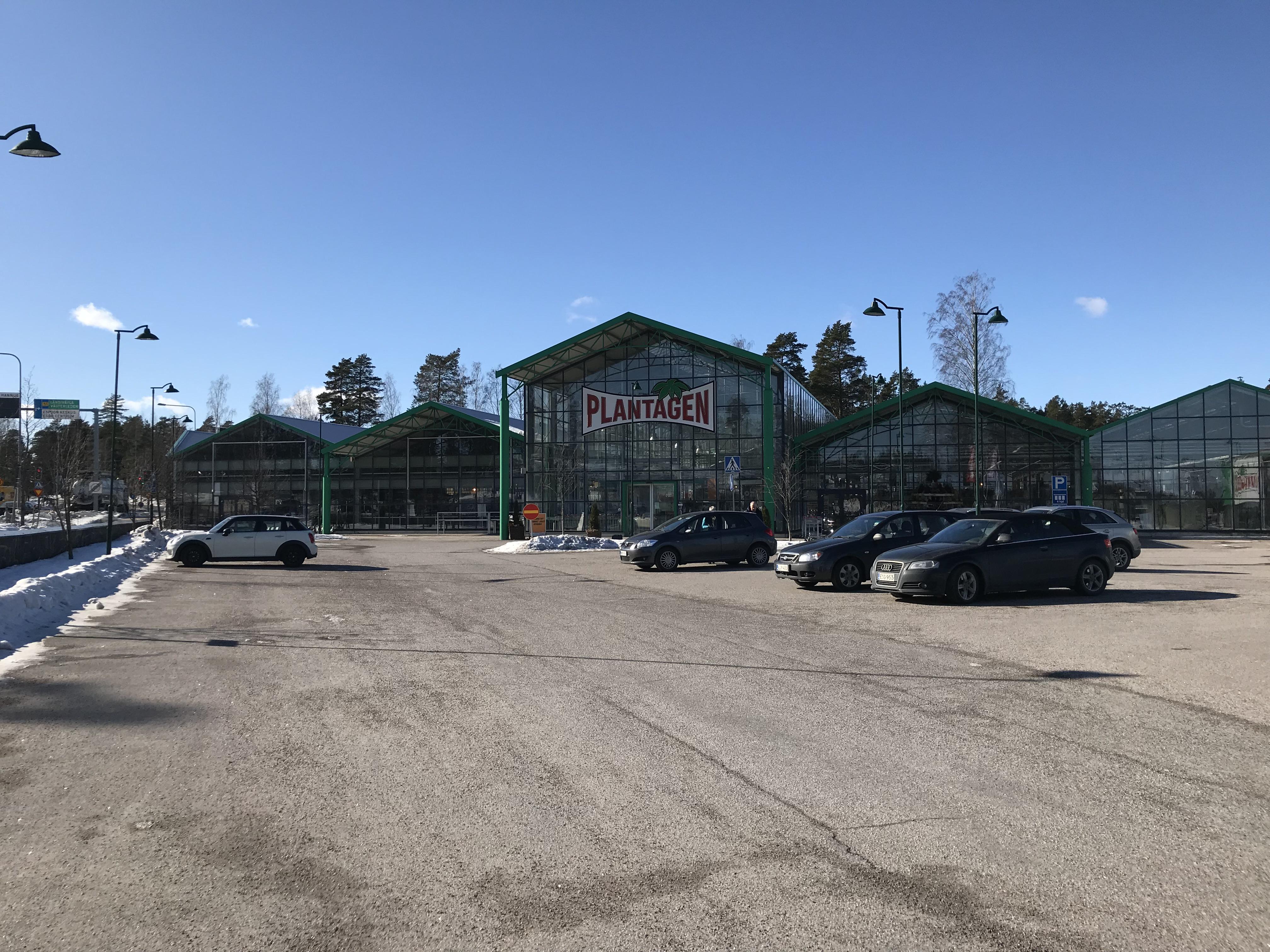 Toimitila, Rusthollarinkatu 2, Suomenoja, Espoo