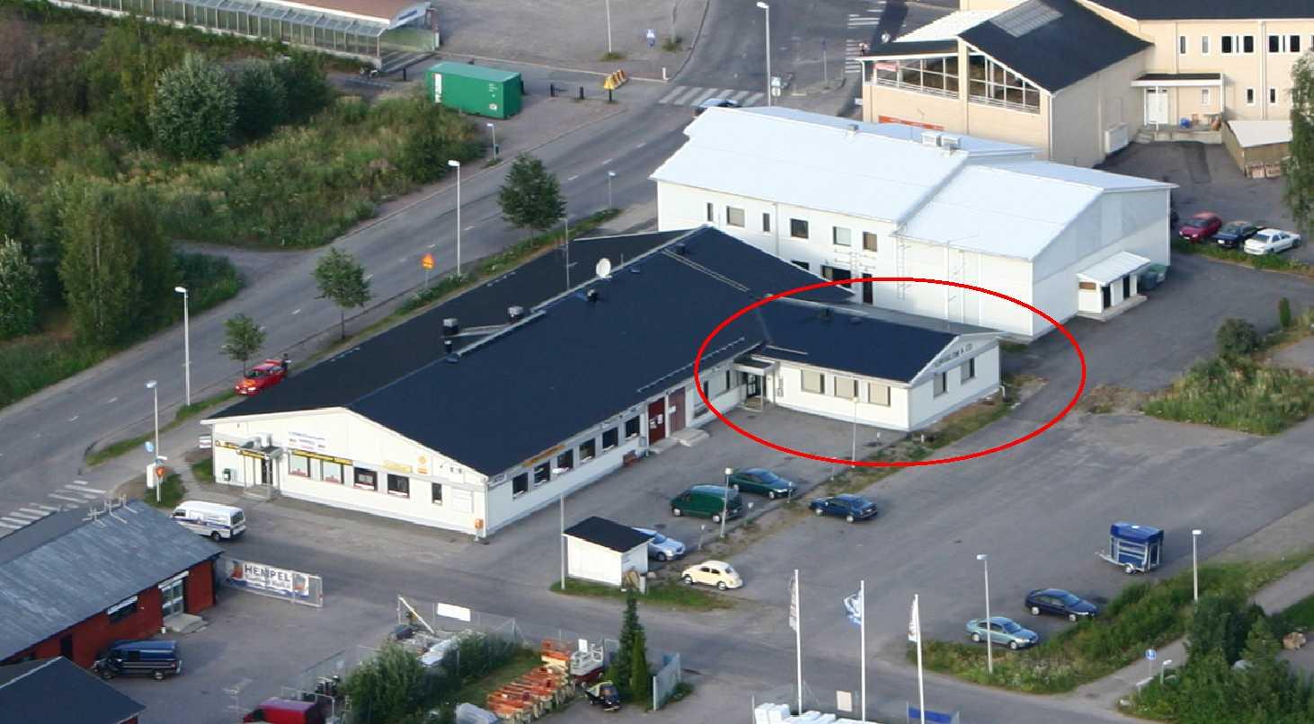 Toimitila, Munkinkuja 2 C, Munkinmäki, Kirkkonummi